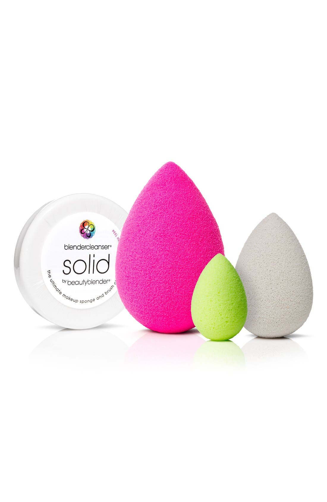 Alternate Image 1 Selected - beautyblender® all.about.face Set (Limited Edition) ($54 Value)