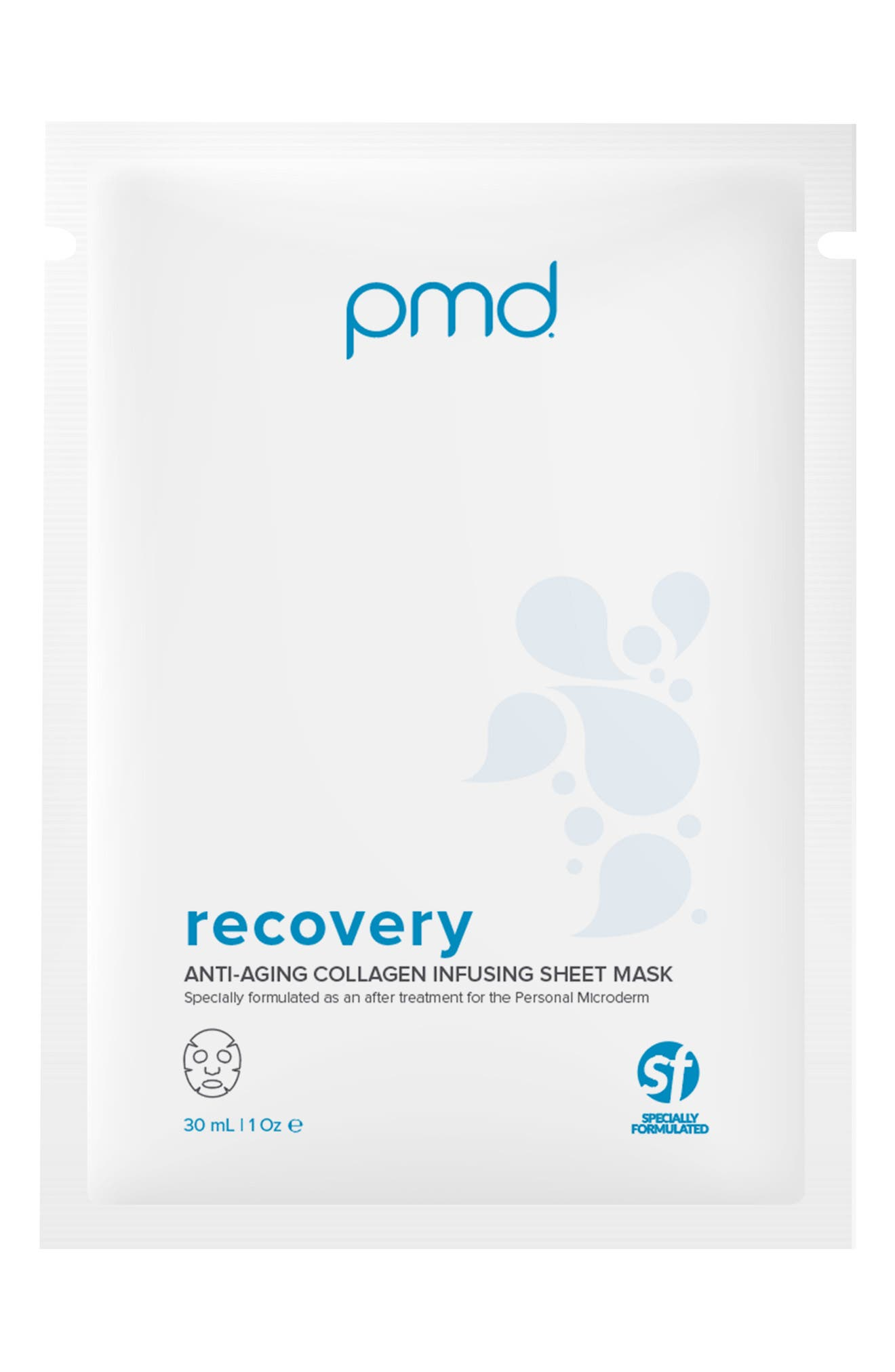 Alternate Image 2  - PMD Recovery Collagen Infusing Facial Mask