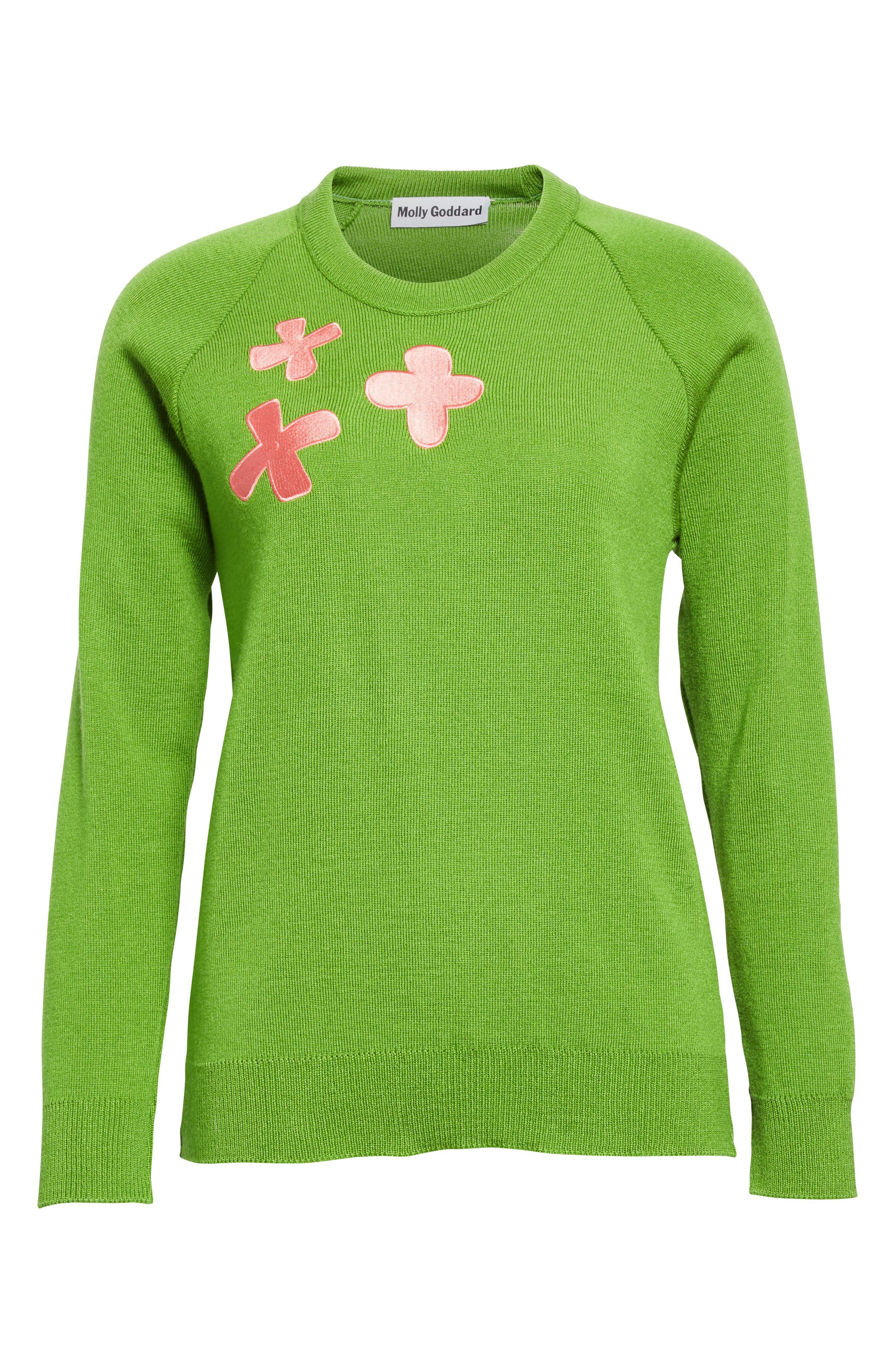Alternate Image 4  - Molly Goddard Charlie Sweater