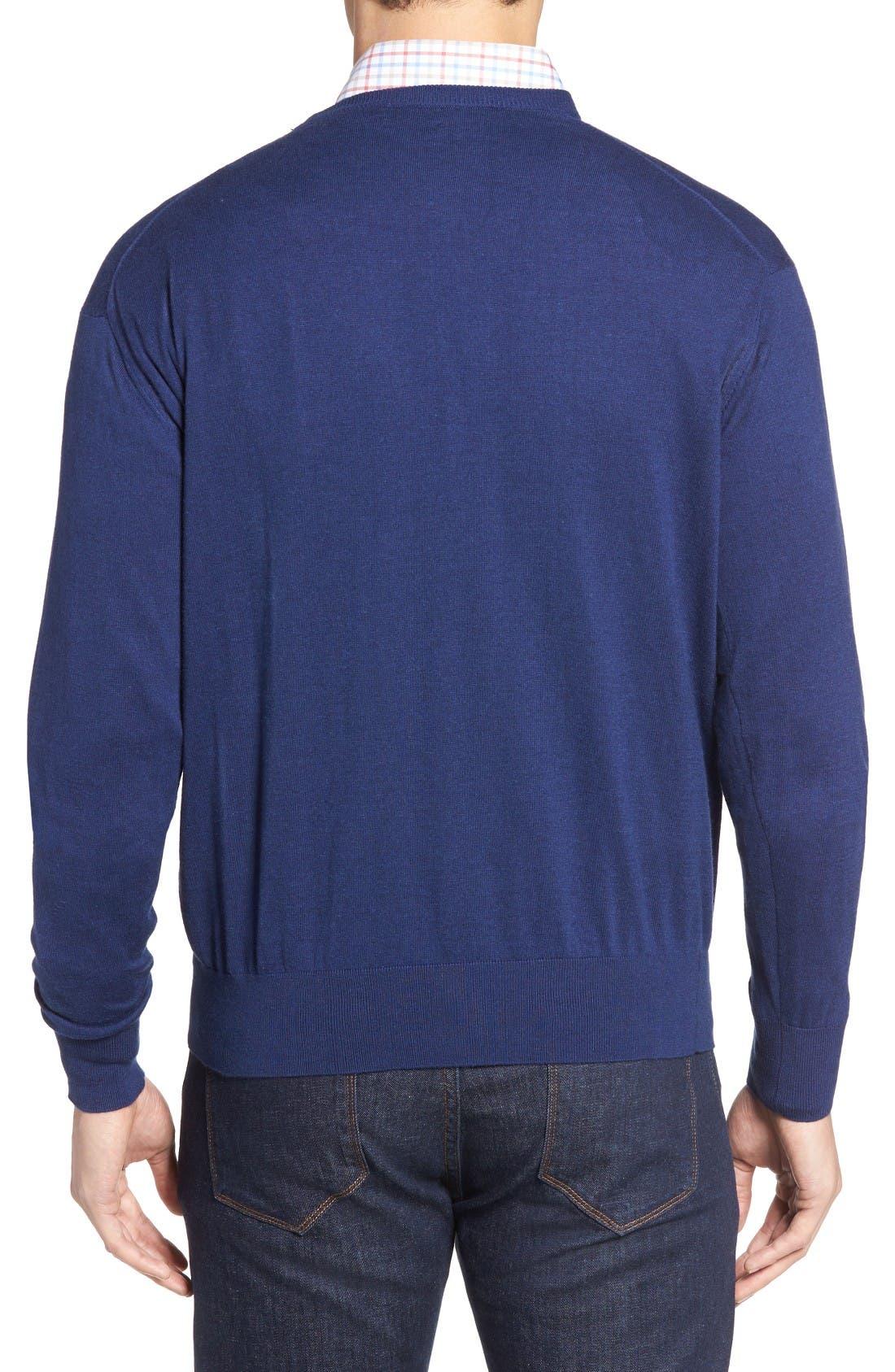 Alternate Image 2  - Peter Millar Crown Sweatshirt