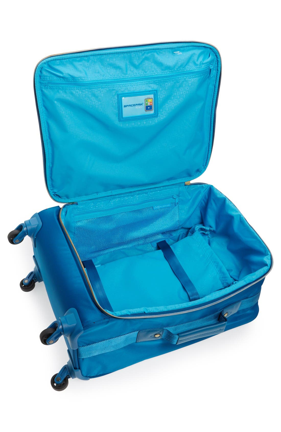 Alternate Image 3  - Flight 001 Avionette 19-Inch Rolling Carry-On Suitcase