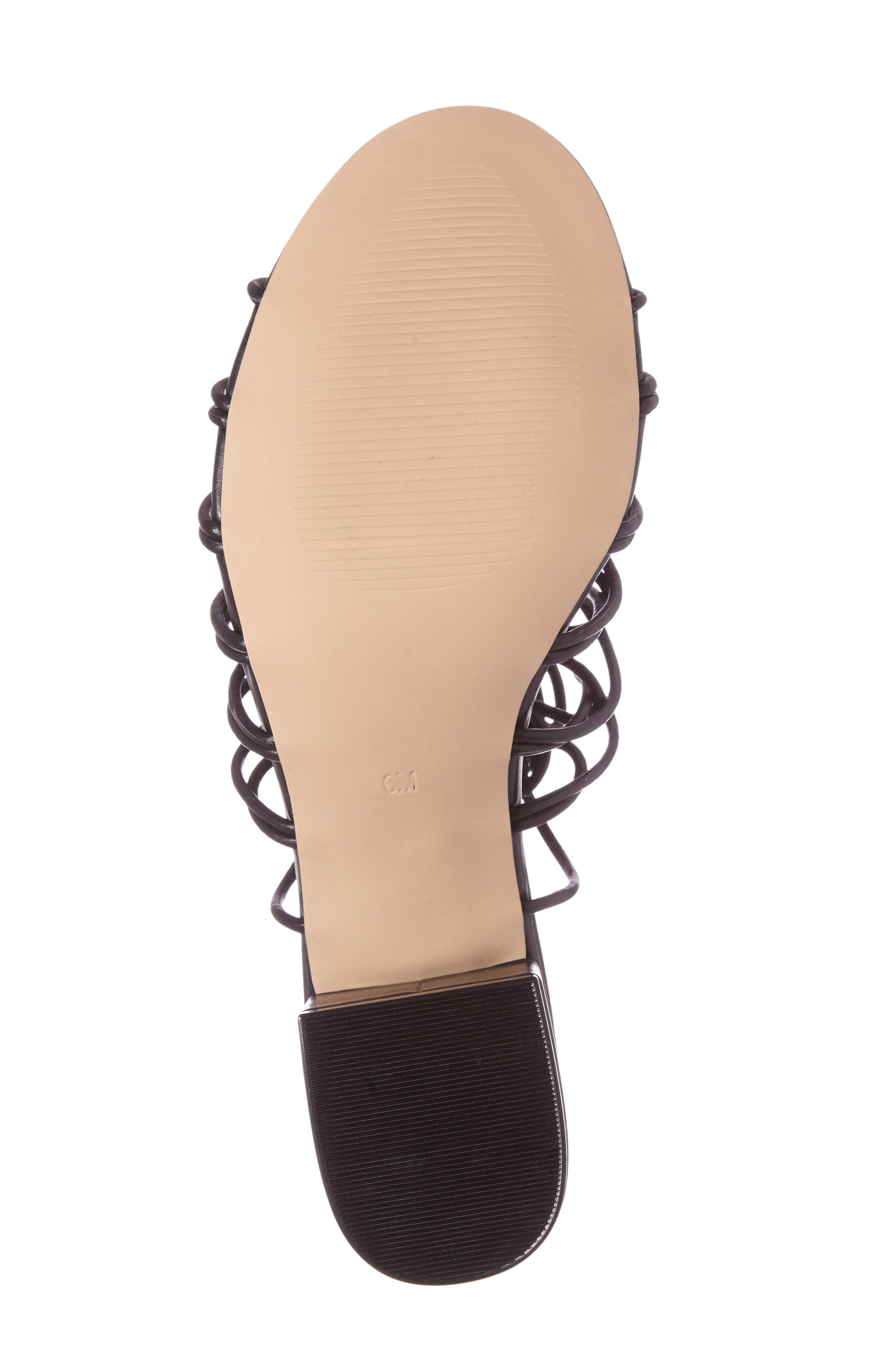 Alternate Image 4  - Steve Madden Illie Knotted Lace Sandal (Women)
