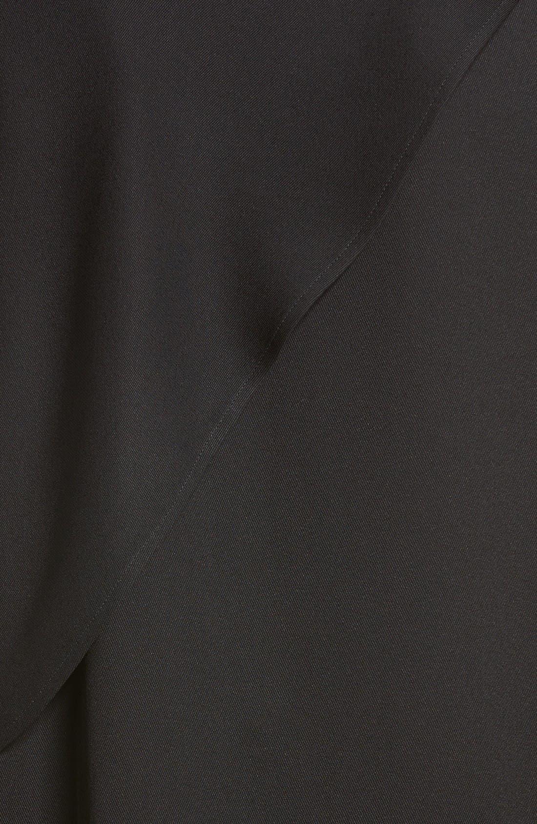 Alternate Image 3  - Zero + Maria Cornejo Heli Asymmetrical Tunic