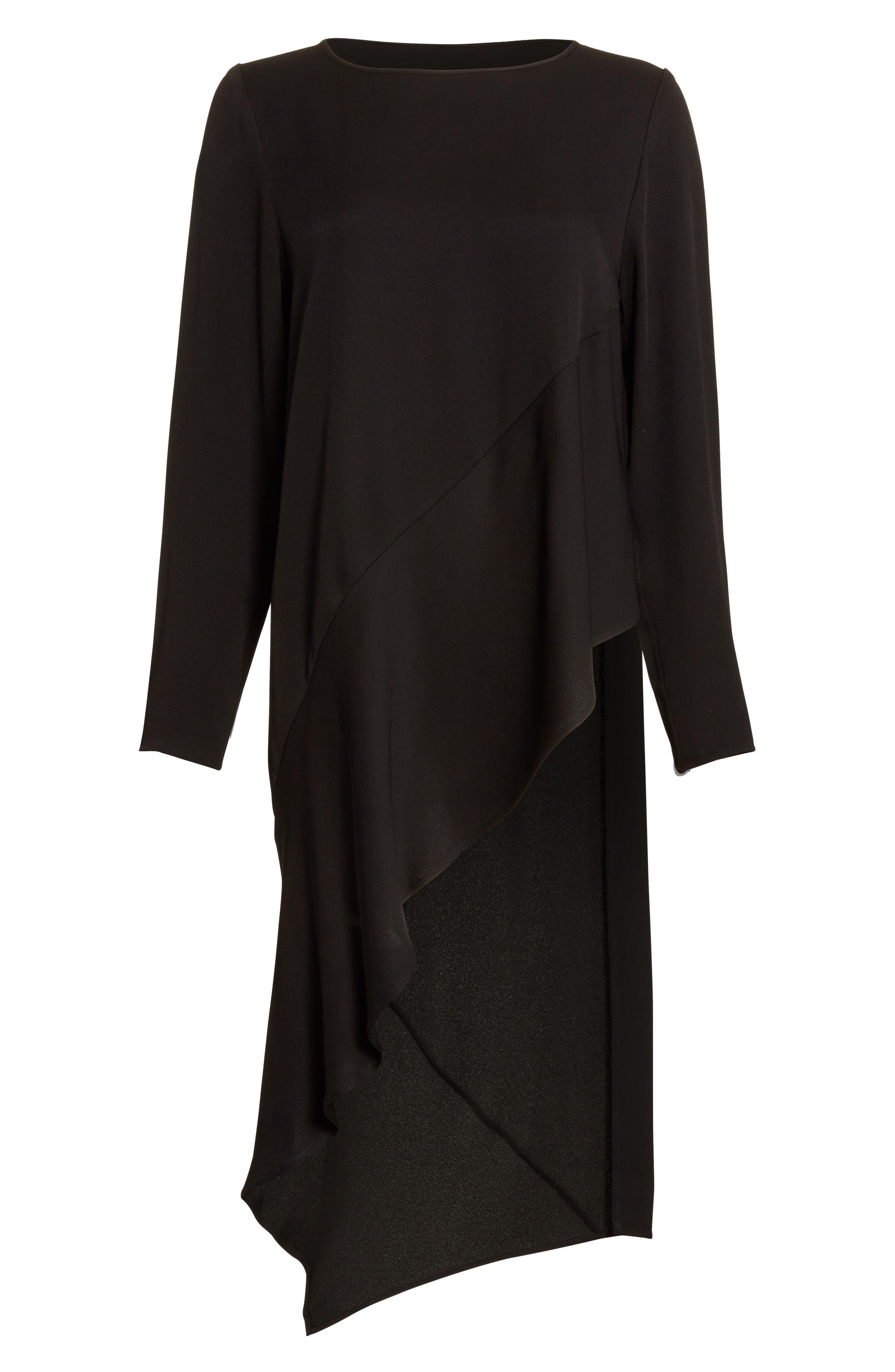 Alternate Image 4  - Zero + Maria Cornejo Heli Asymmetrical Tunic