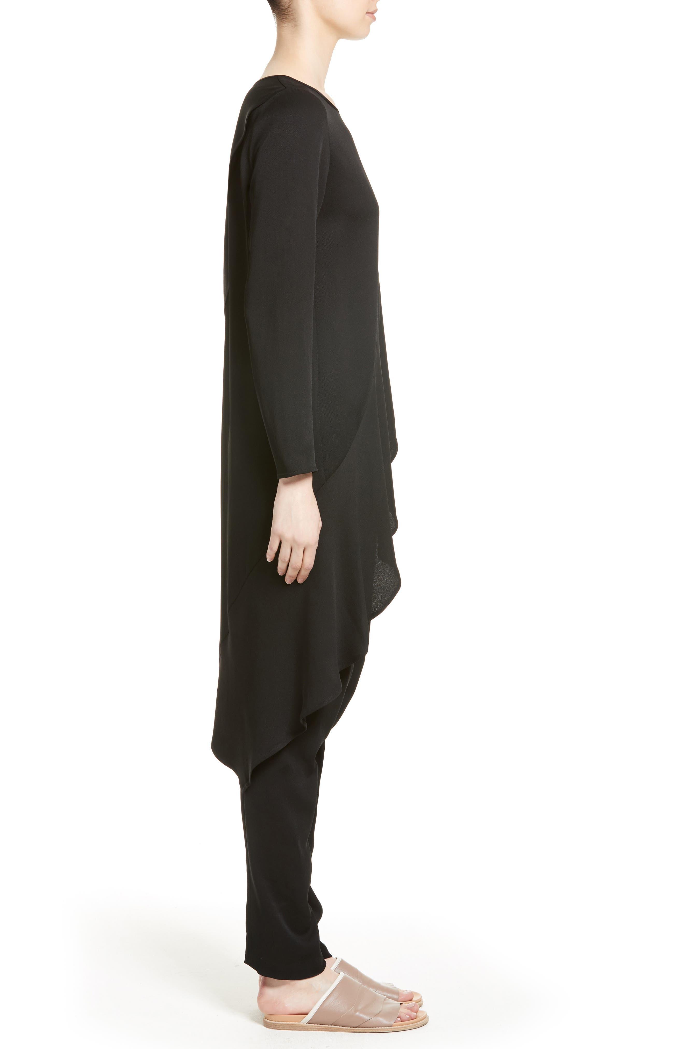 Alternate Image 5  - Zero + Maria Cornejo Heli Asymmetrical Tunic