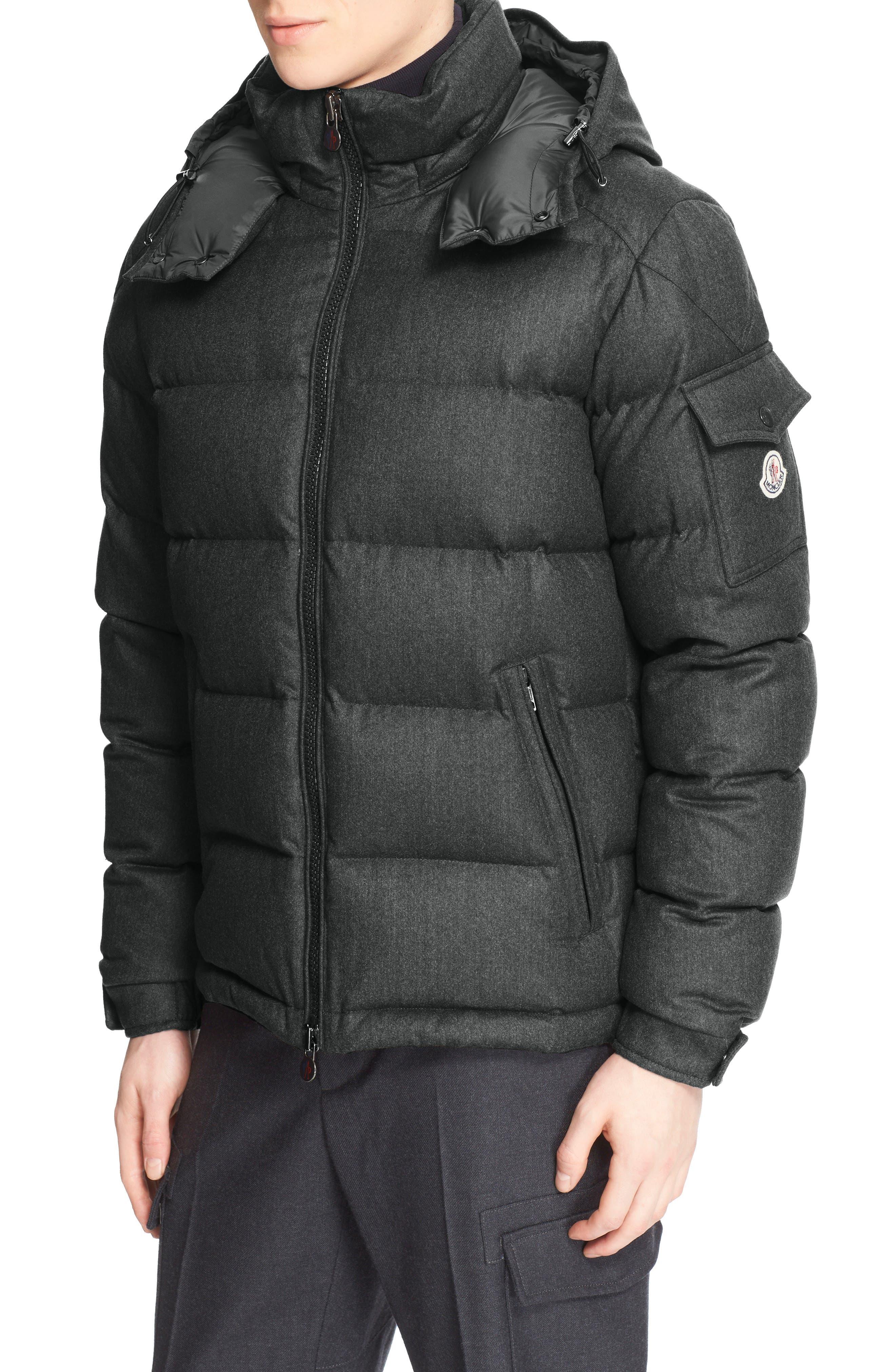 Moncler 'Montgenevre' Quilted Down Jacket