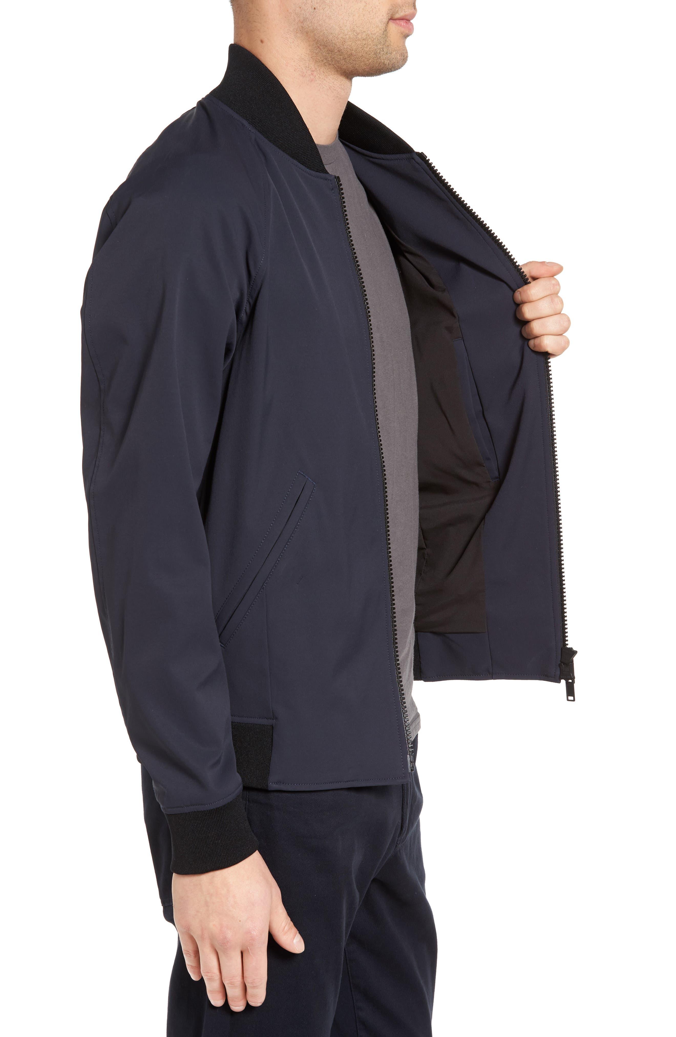 Alternate Image 3  - Theory Furg HL Neoteric Bomber Jacket