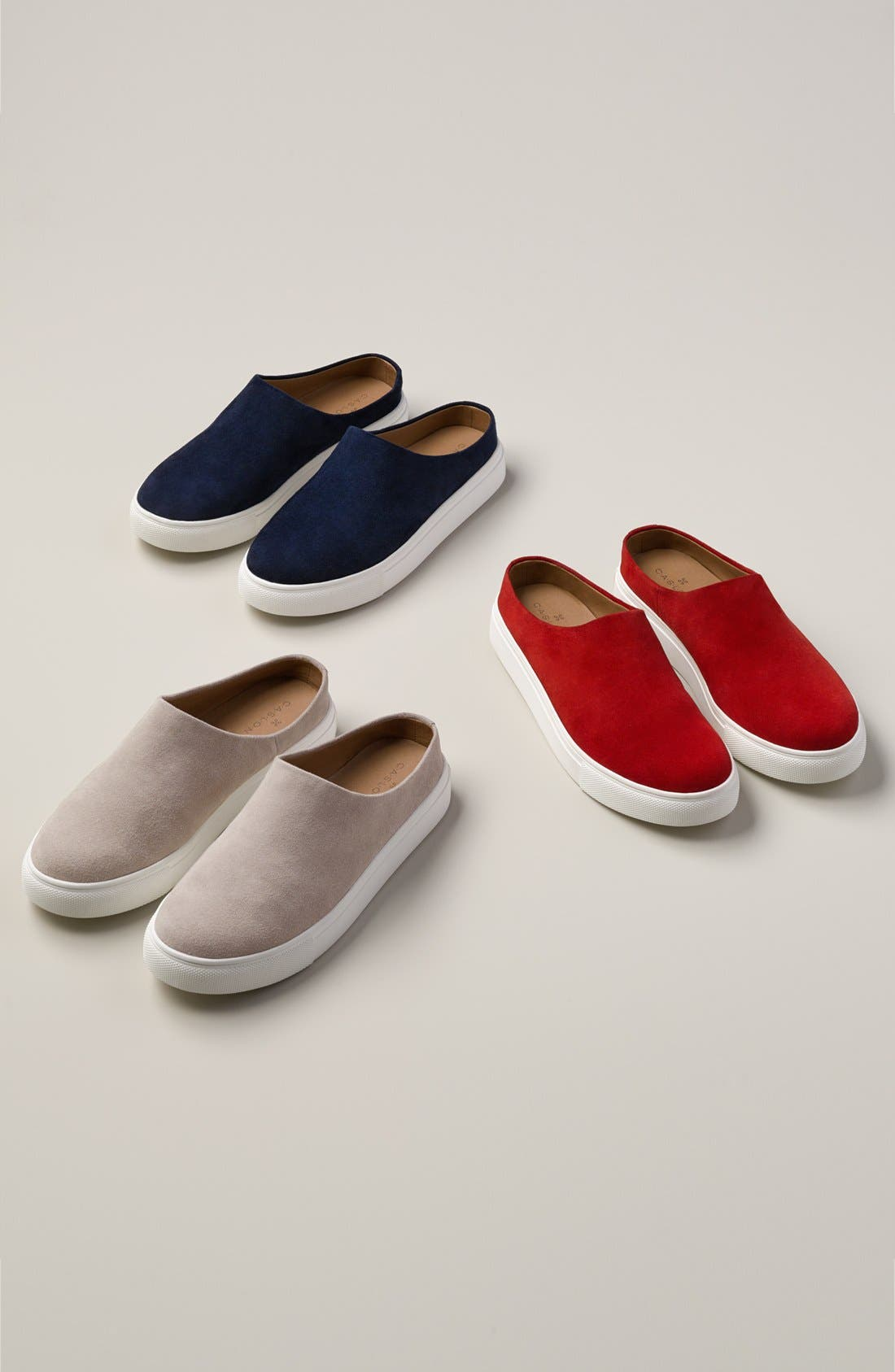 Alternate Image 5  - Caslon® Gabe Backless Platform Sneaker (Women)