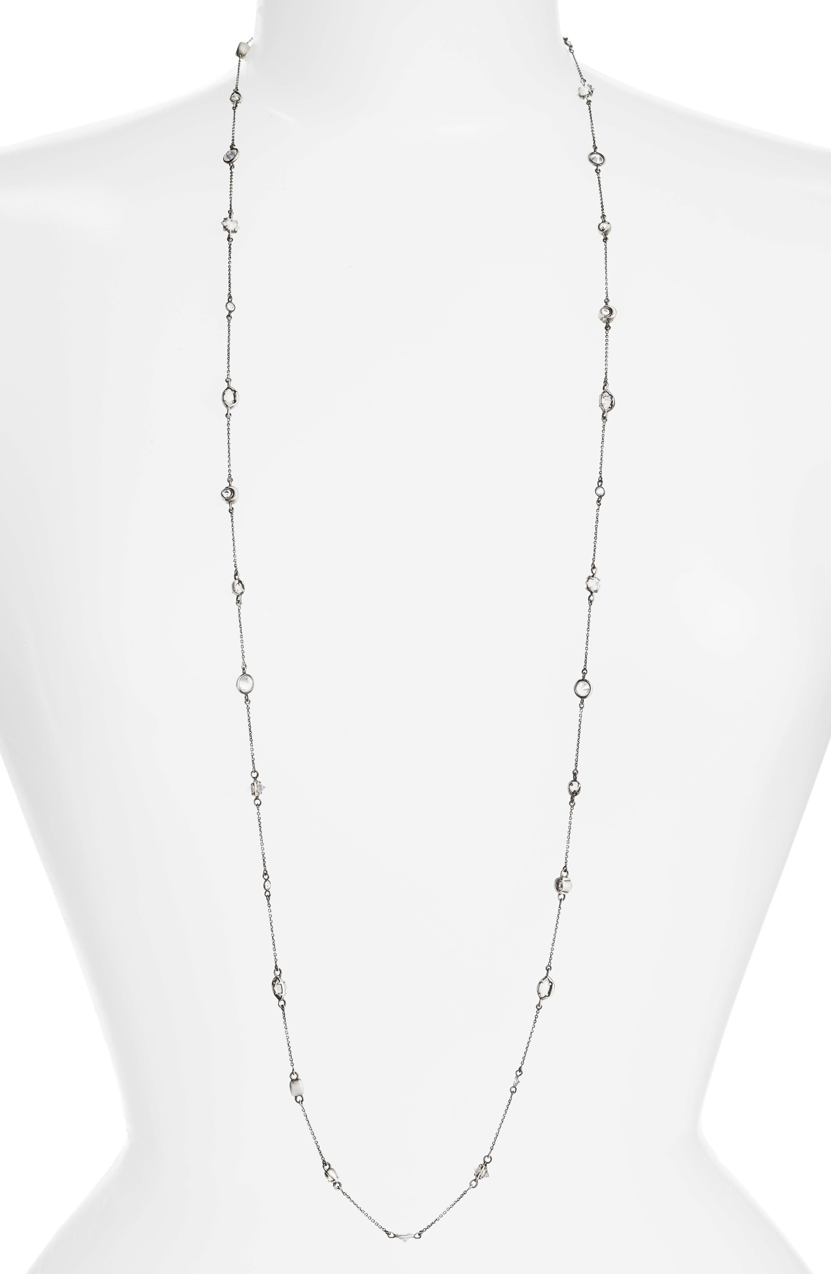 KENDRA SCOTT Augie Station Necklace