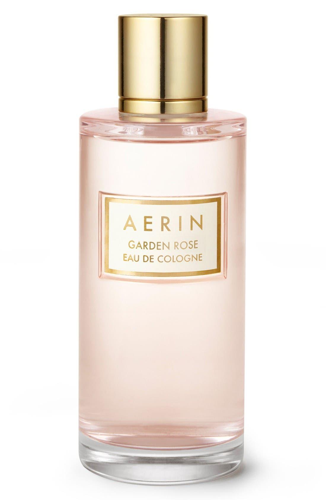 AERIN Beauty Garden Rose Eau de Cologne,                             Main thumbnail 1, color,                             No Color