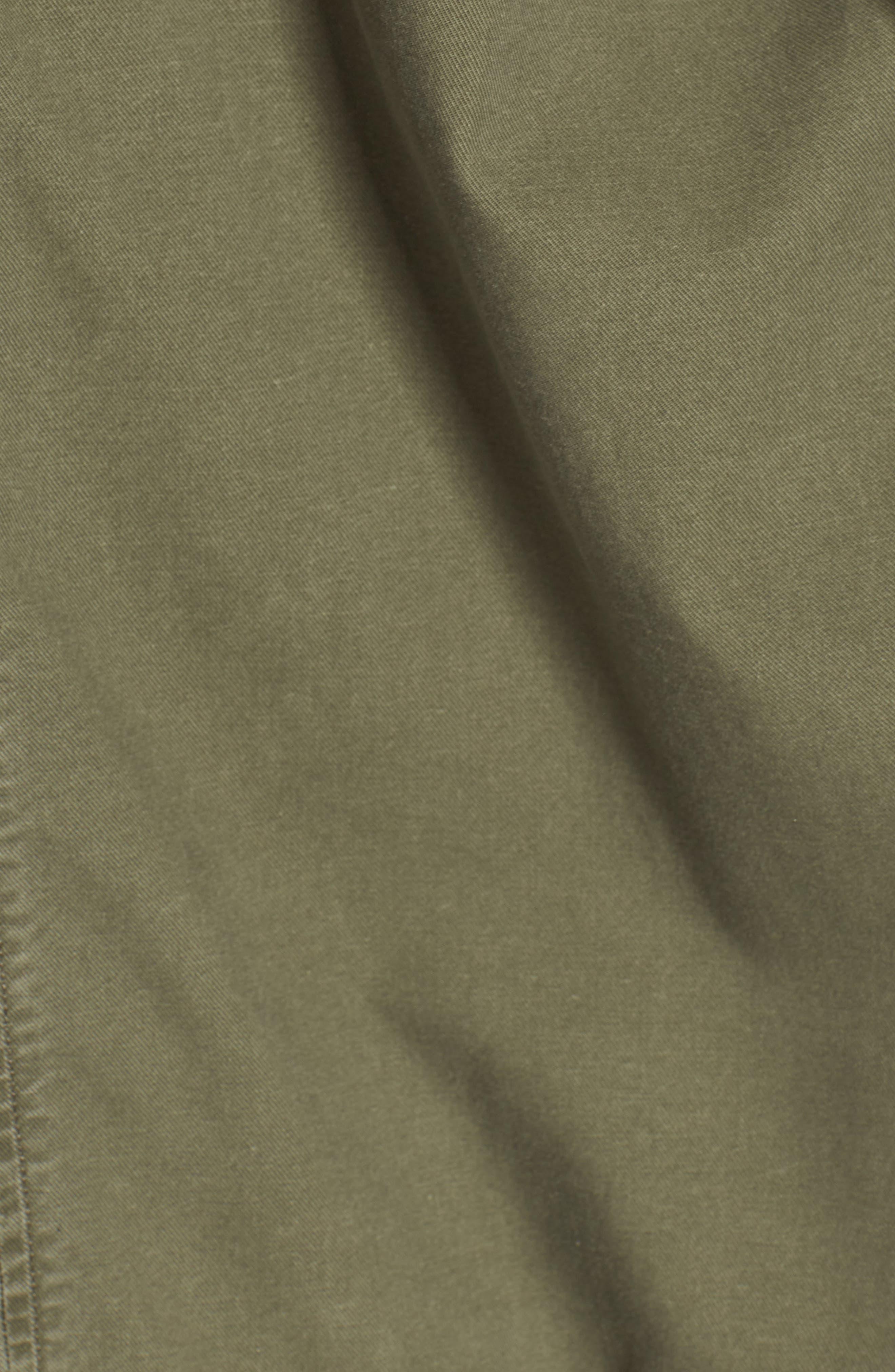 Alternate Image 6  - Treasure & Bond Surplus Bomber Jacket