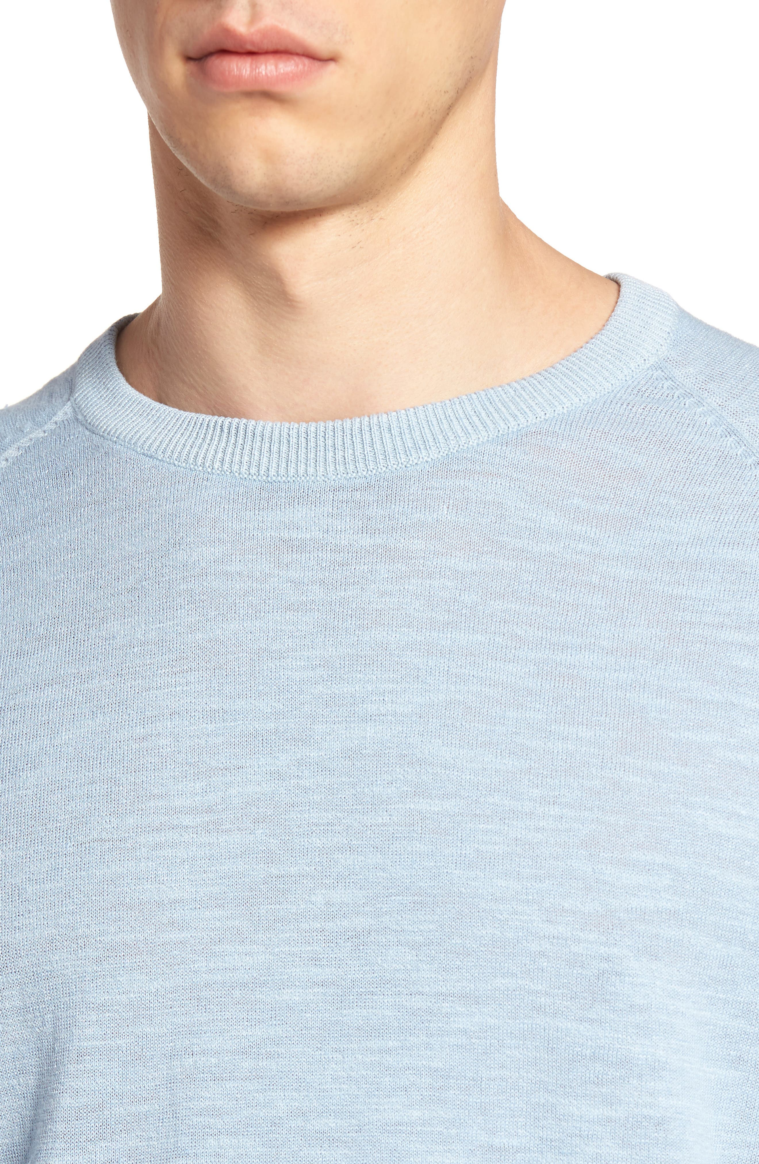 Alternate Image 4  - French Connection Arambol Cotton & Linen Sweater