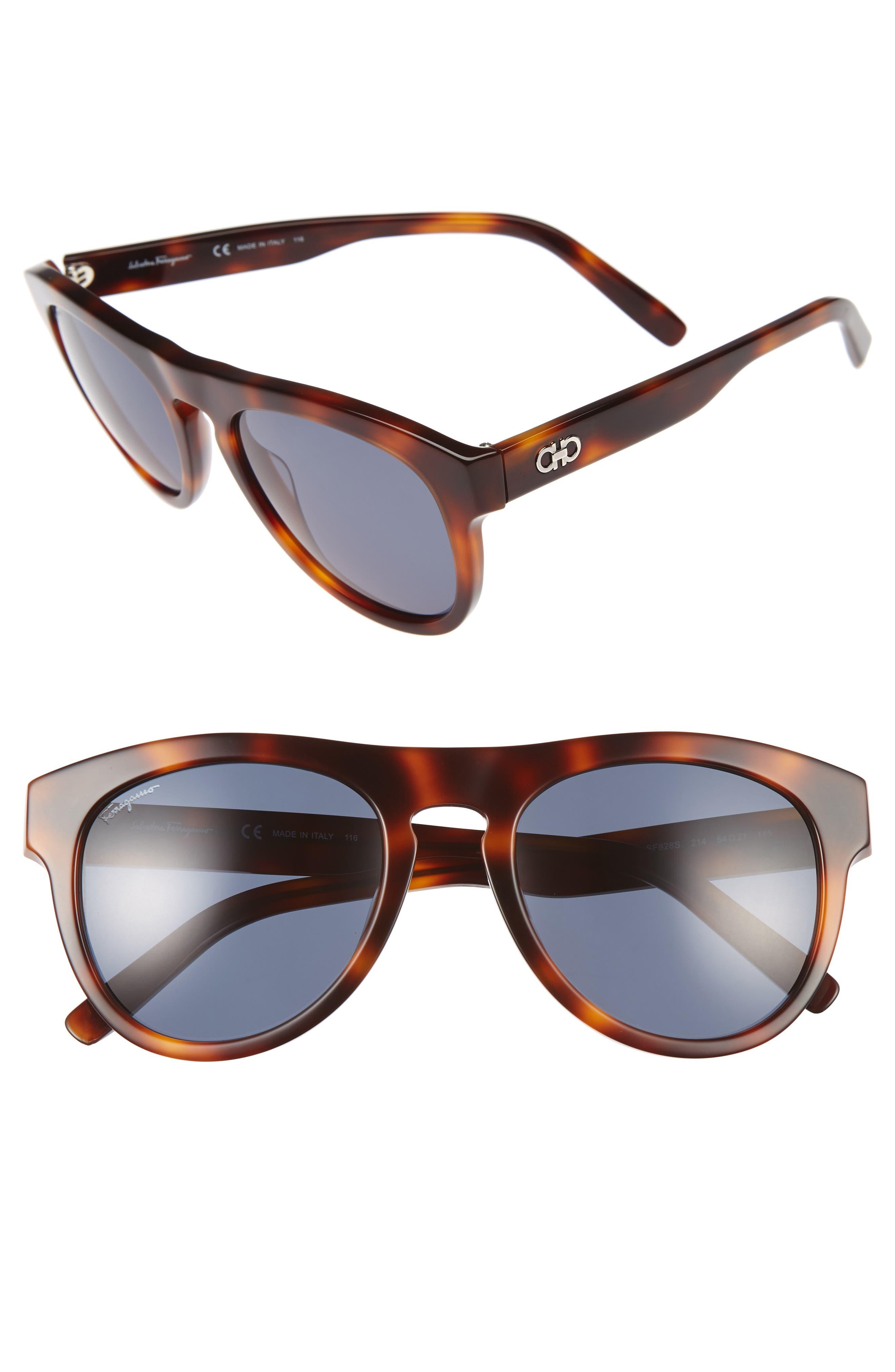 SALVATORE FERRAGAMO 54mm Sunglasses