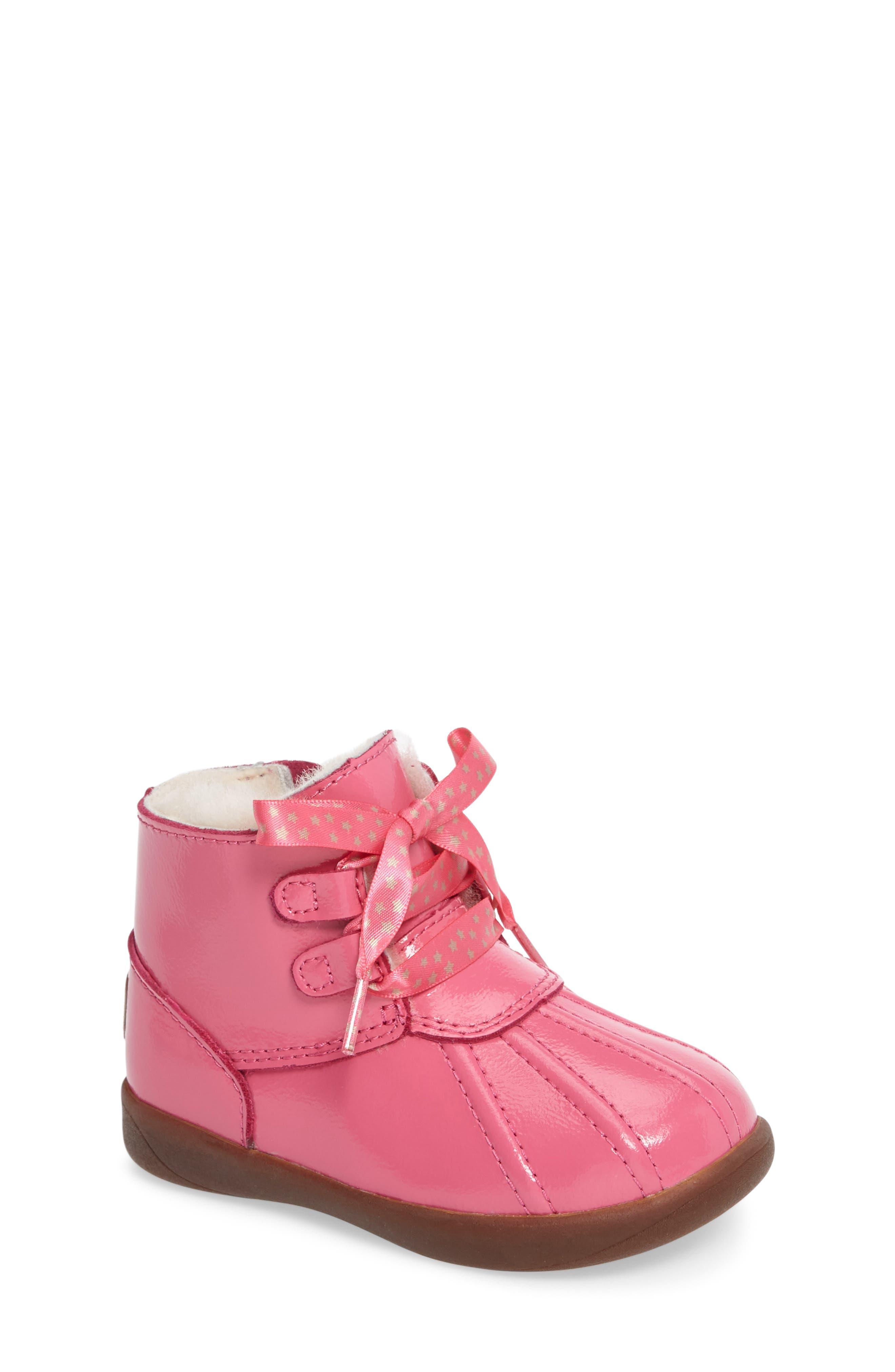 UGG® Payten Boot (Walker & Toddler)