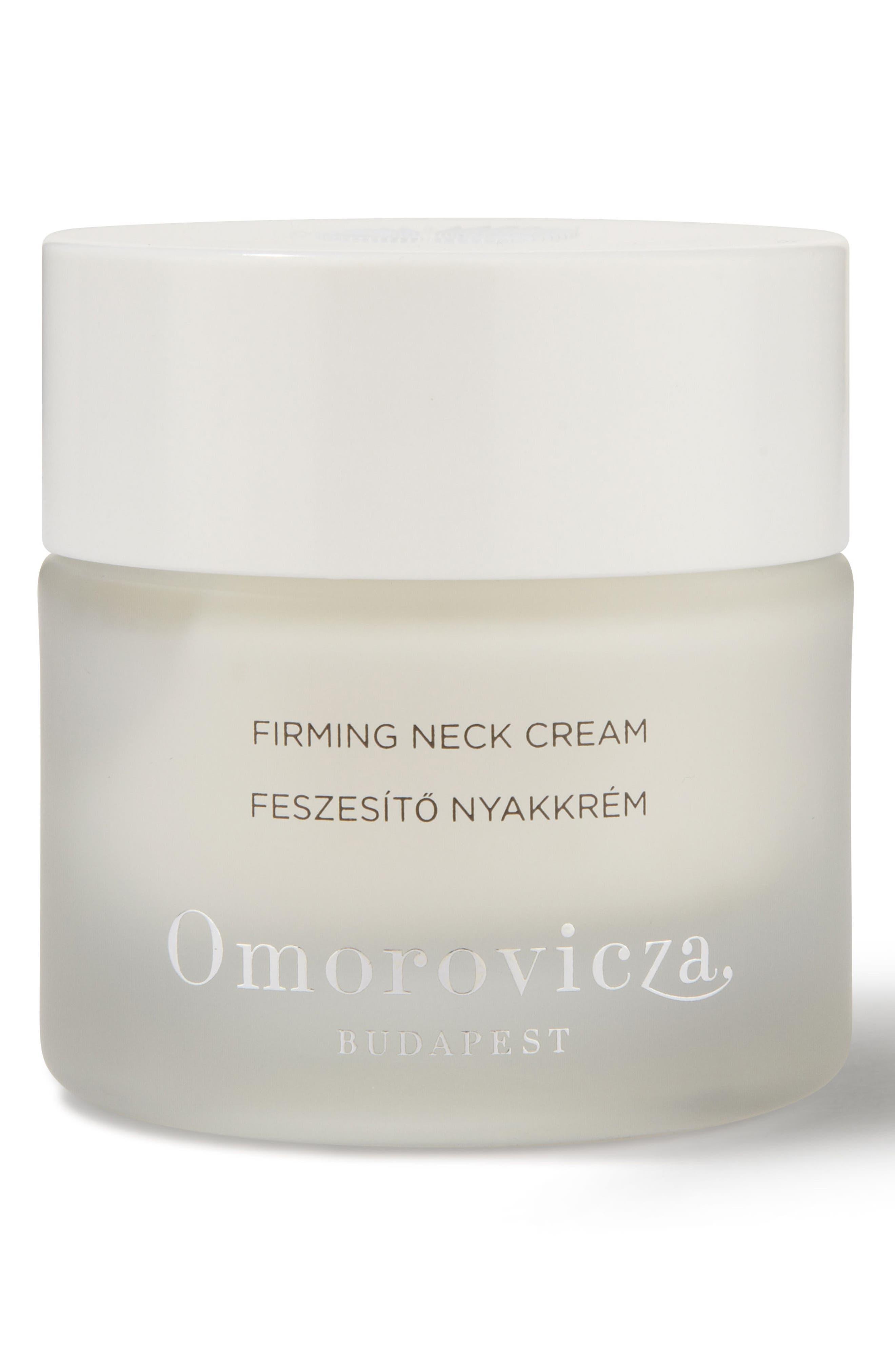 Firming Neck Cream,                         Main,                         color, No Color