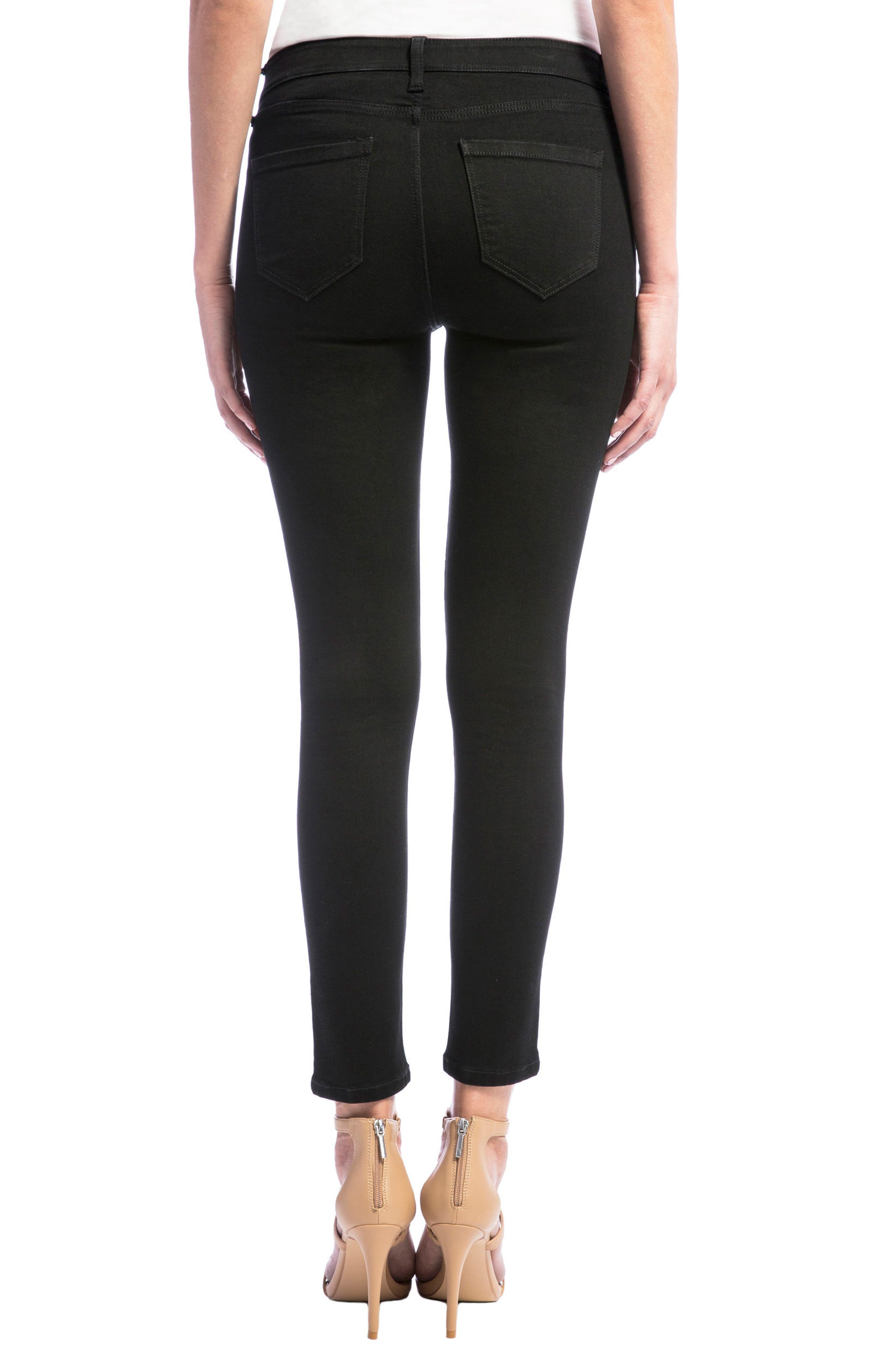 Alternate Image 2  - Liverpool Jeans Company Penny Skinny Ankle Jeans