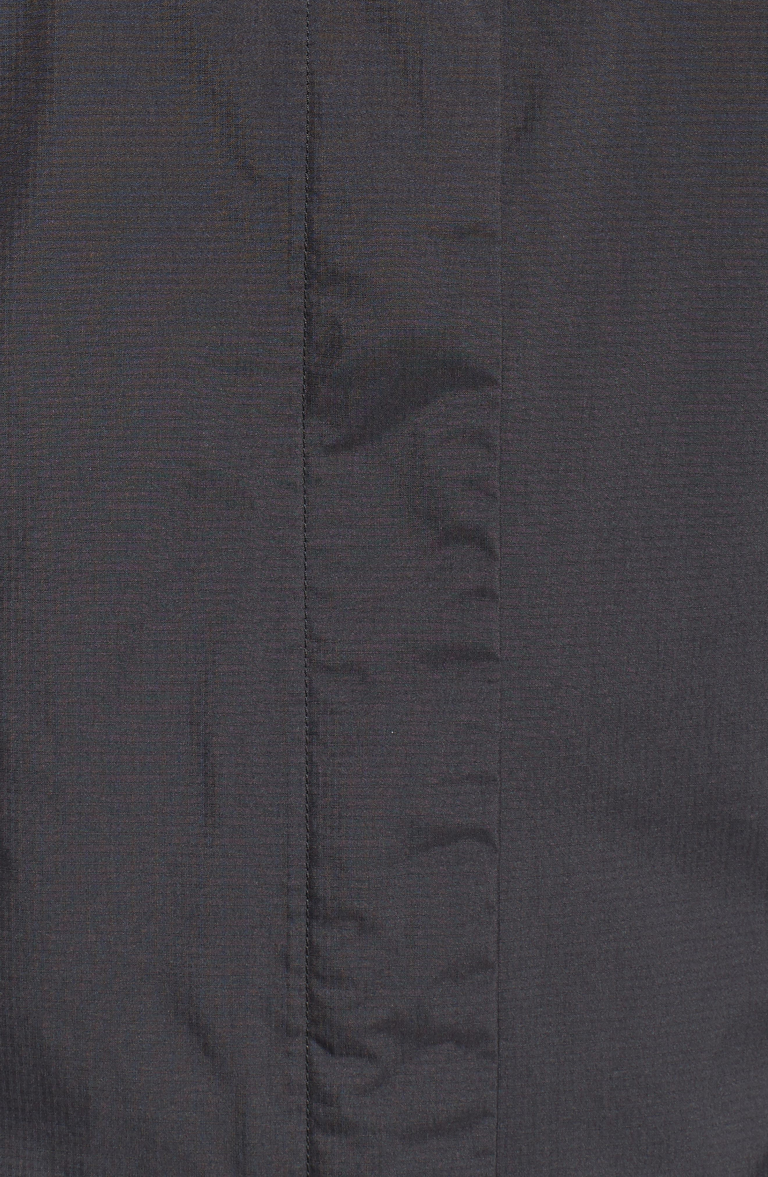 Venture 2 Waterproof Jacket,                             Alternate thumbnail 6, color,                             Tnf Black