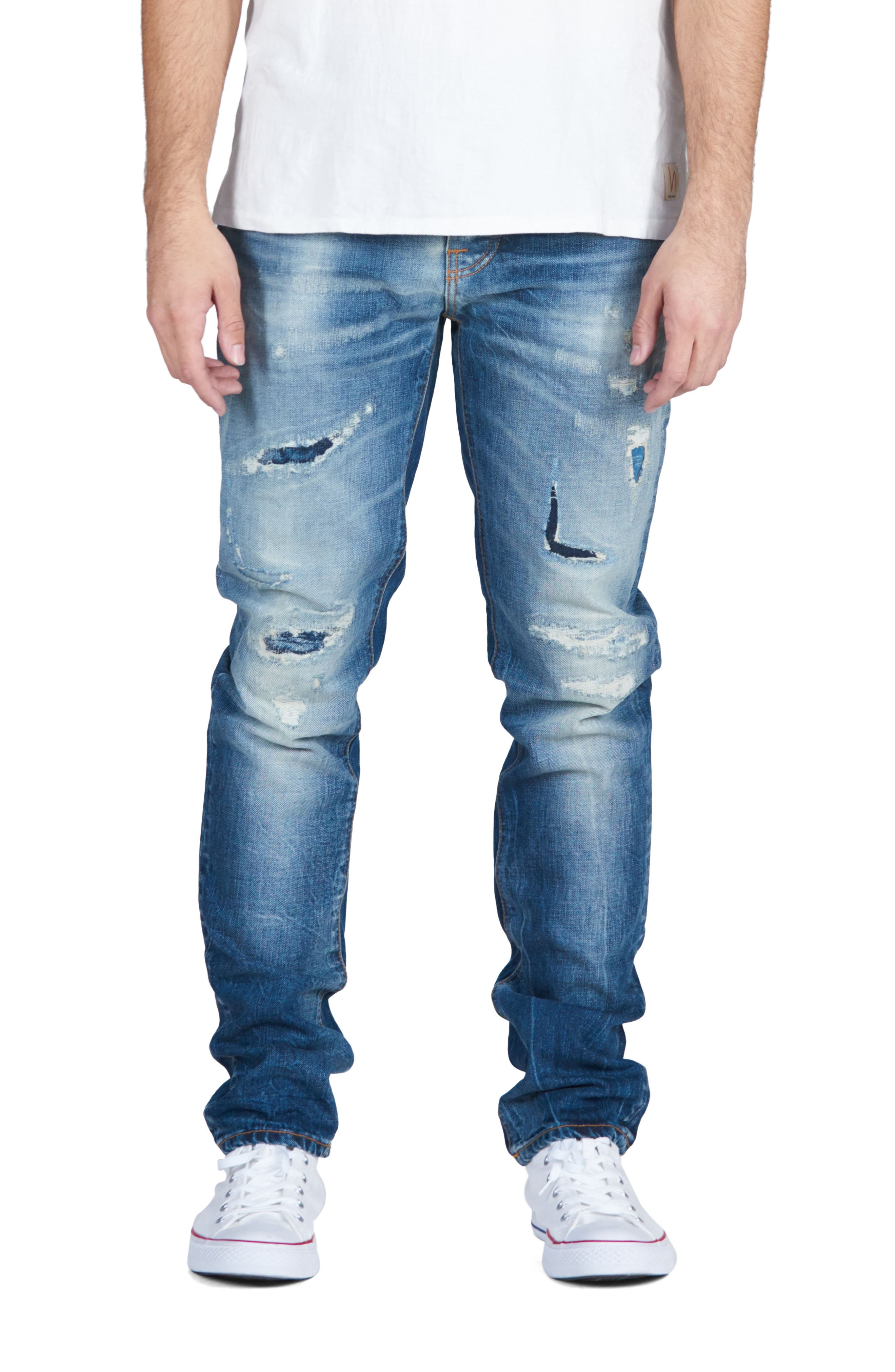NUDIE JEANS Grim Tim Slim Fit Jeans