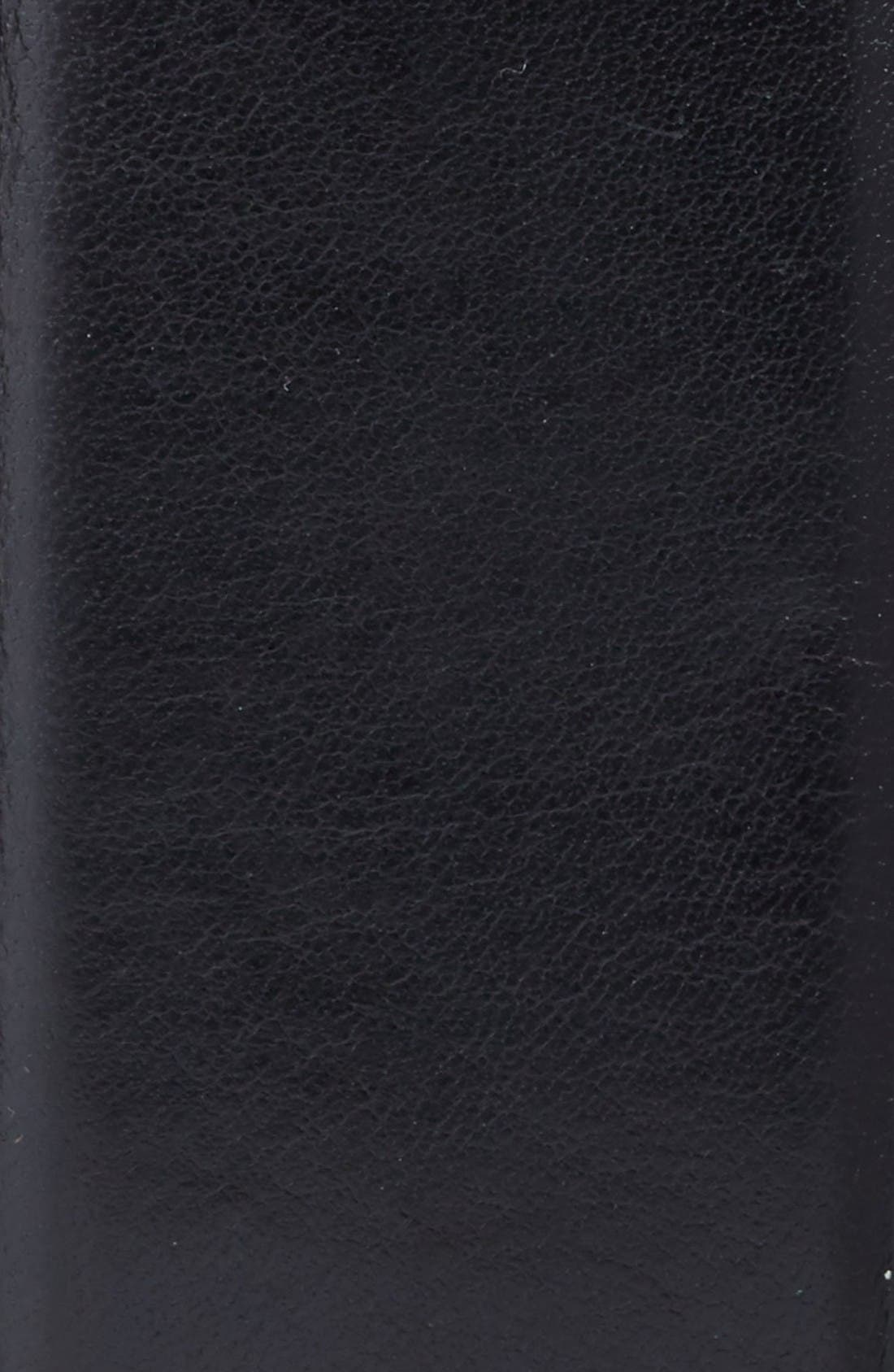 Alternate Image 2  - Mezlan Vaqueta Leather Belt