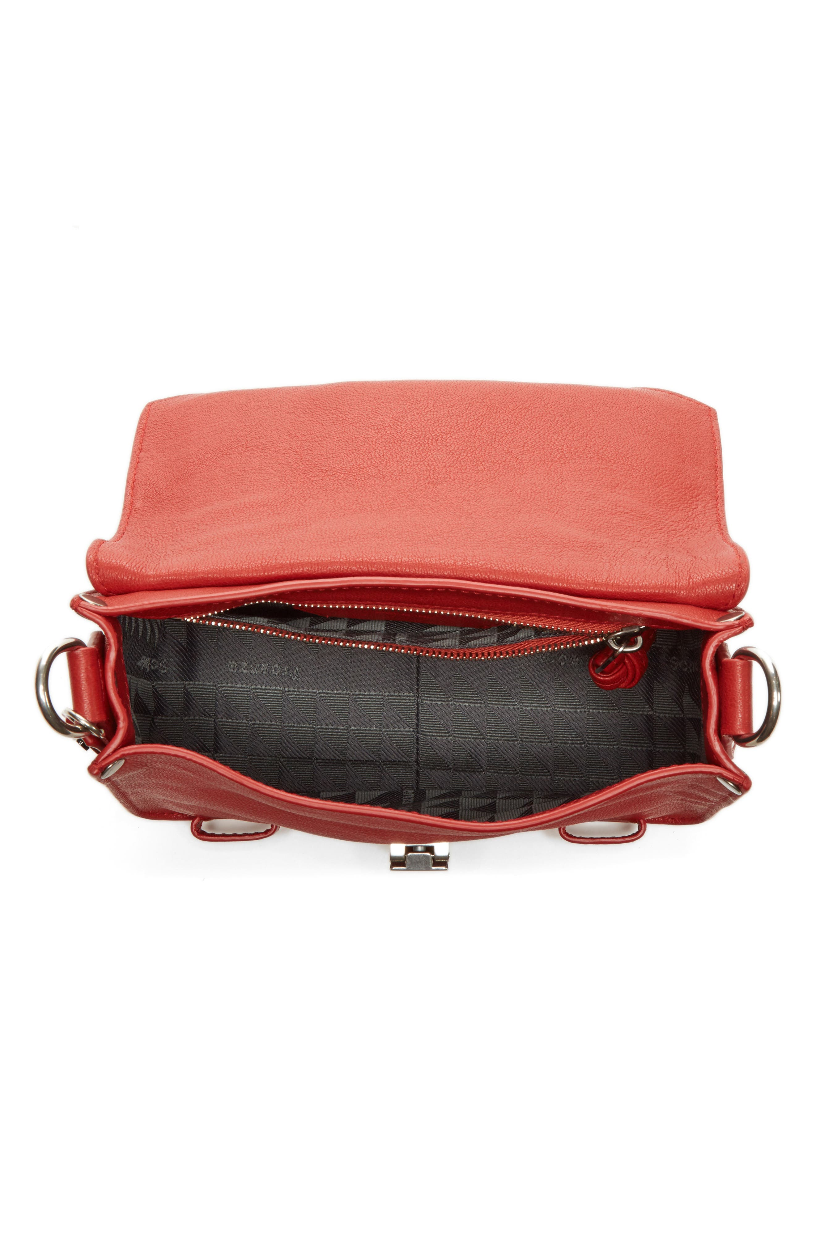 Alternate Image 3  - Proenza Schouler Medium PS1 Patchwork Leather Satchel
