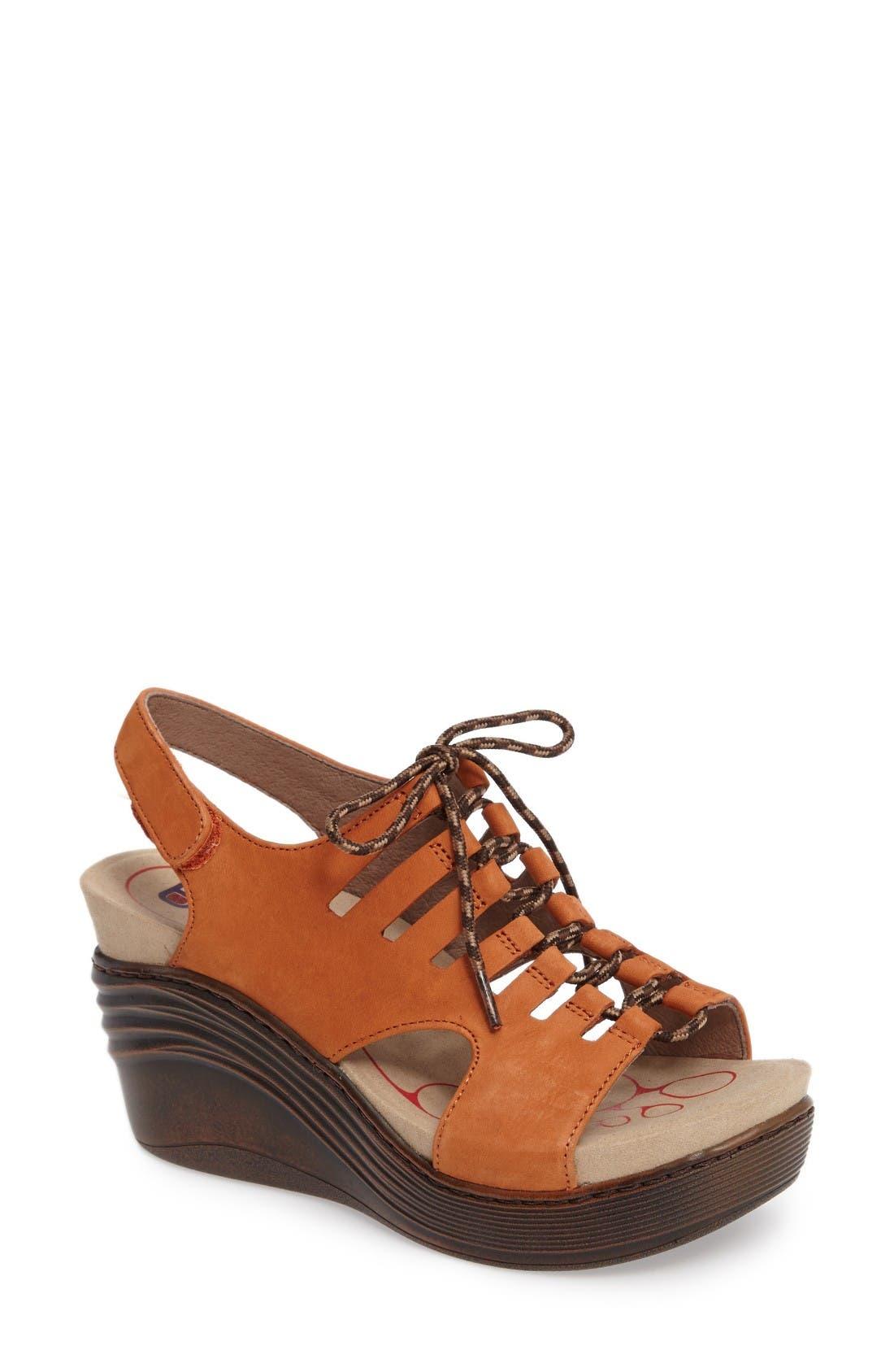 BIONICA Sirus Wedge Sandal (Women)