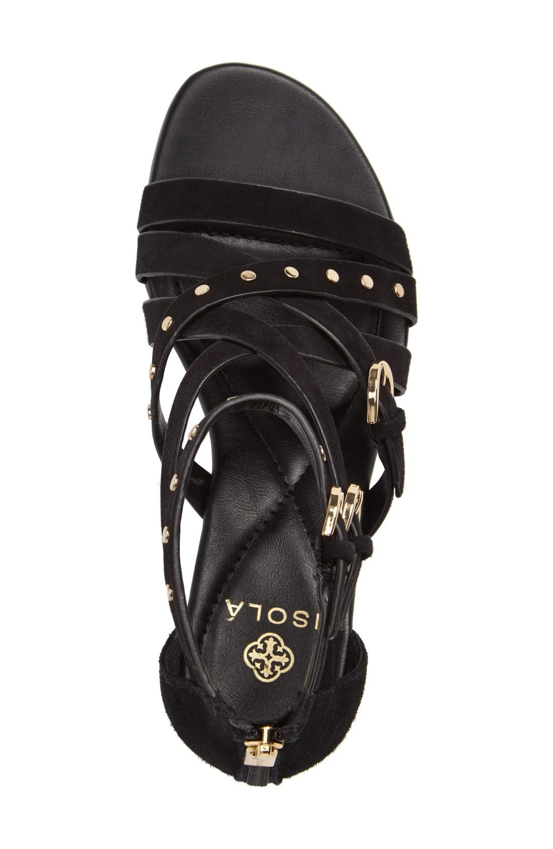Alternate Image 3  - Isolá Petra Strappy Wedge Sandal (Women)