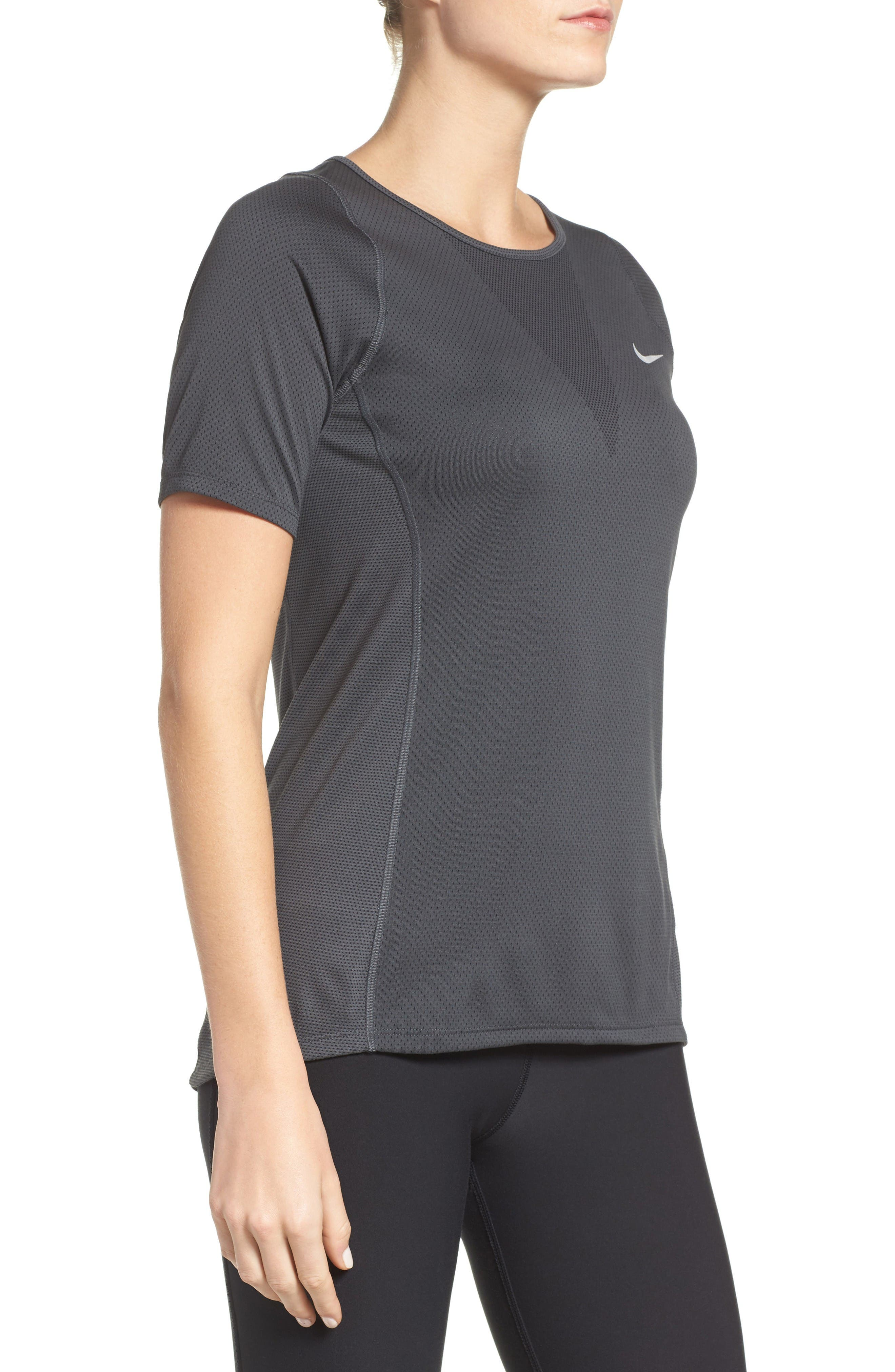 Zonal Cooling Relay Tee,                             Alternate thumbnail 3, color,                             Black