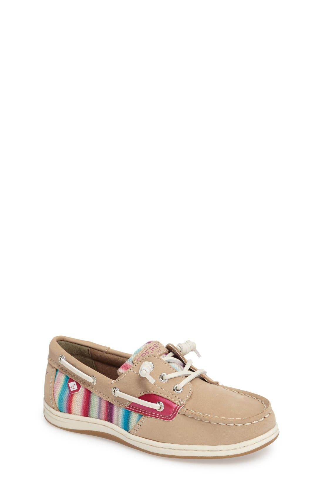 SPERRY KIDS Songfish Boat Shoe