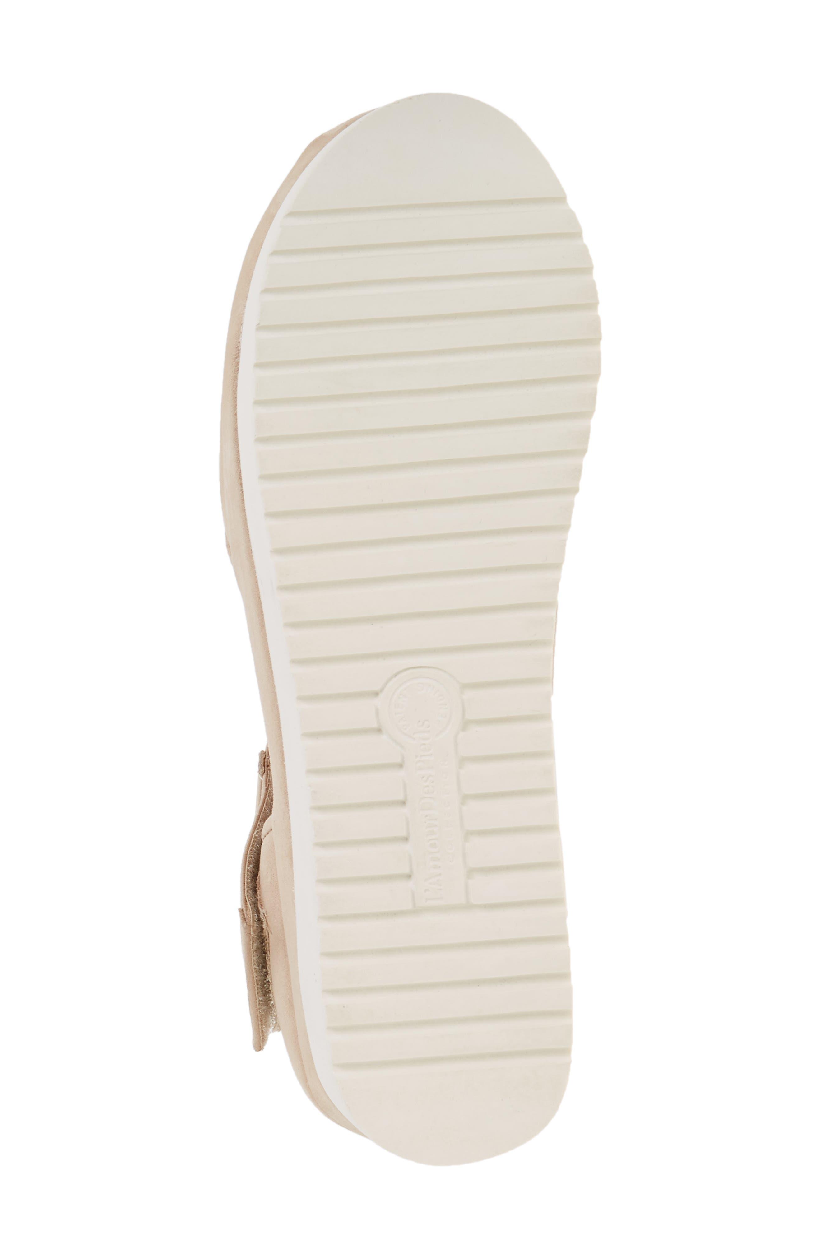 Alternate Image 4  - L'Amour des Pieds 'Amadour' Platform Sandal (Women)