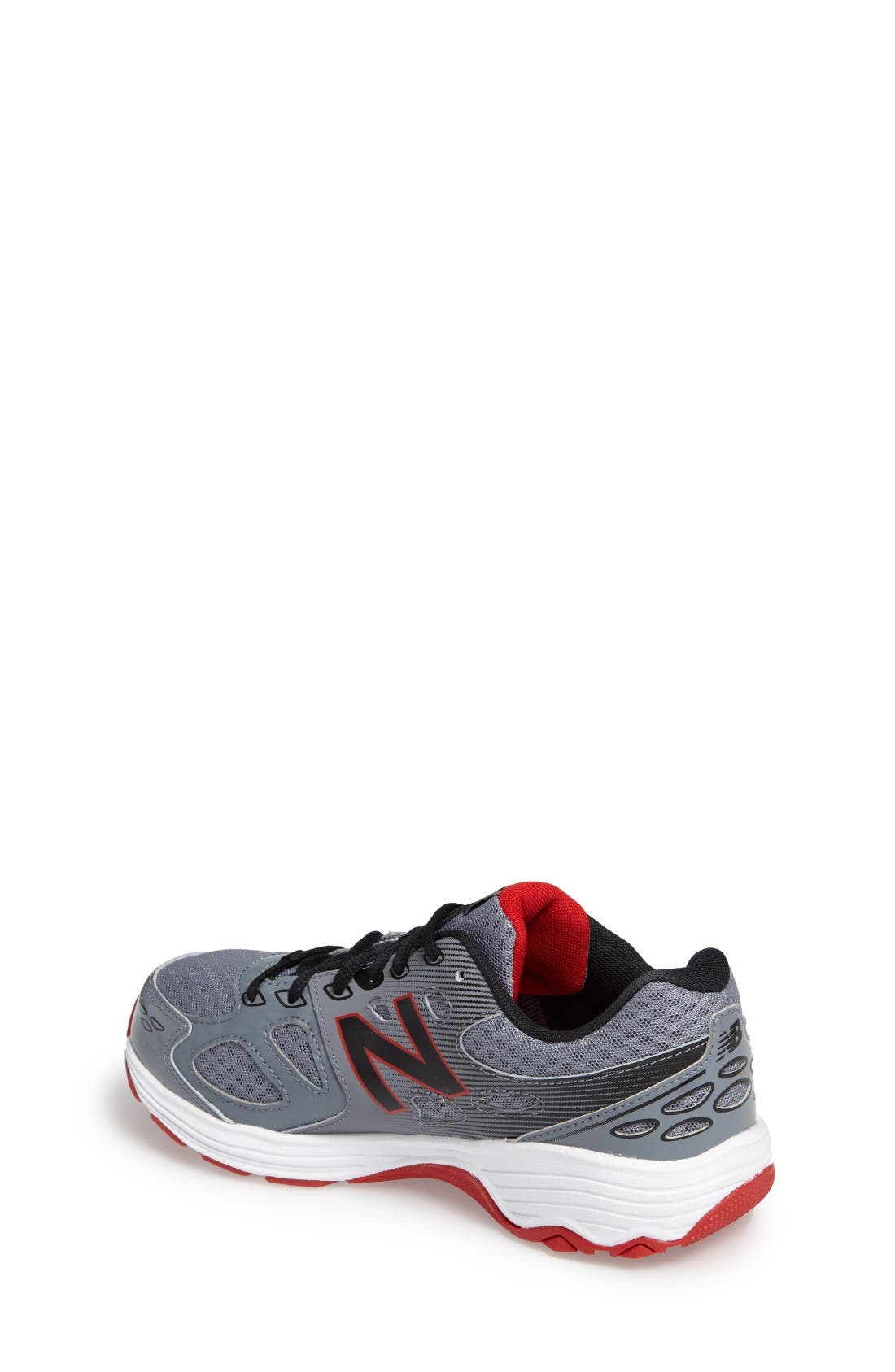 Alternate Image 2  - New Balance 680v3 Sneaker (Toddler, Little Kid & Big Kid)