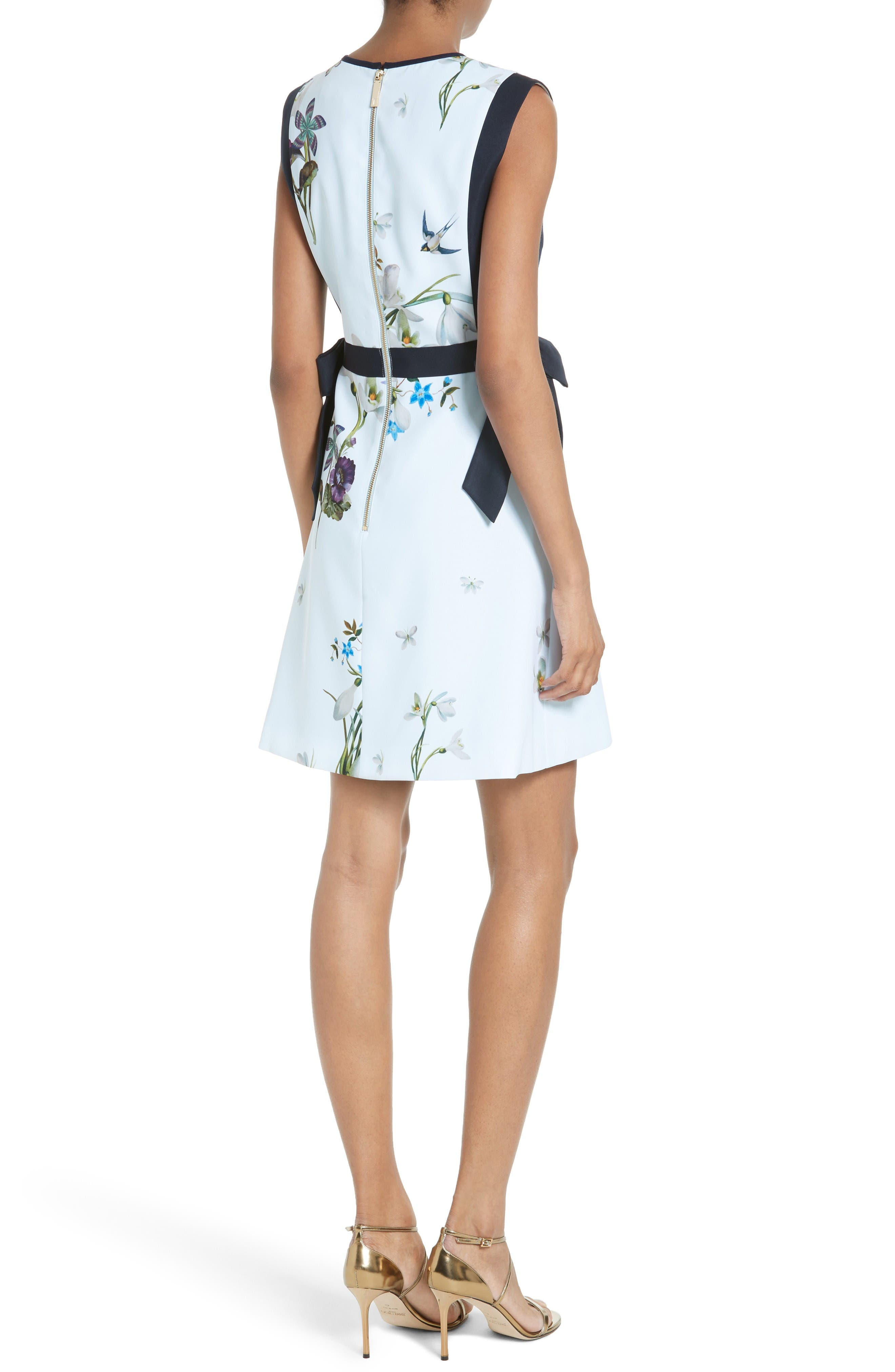 Alternate Image 3  - Ted Baker London Sipnela A-Line Dress