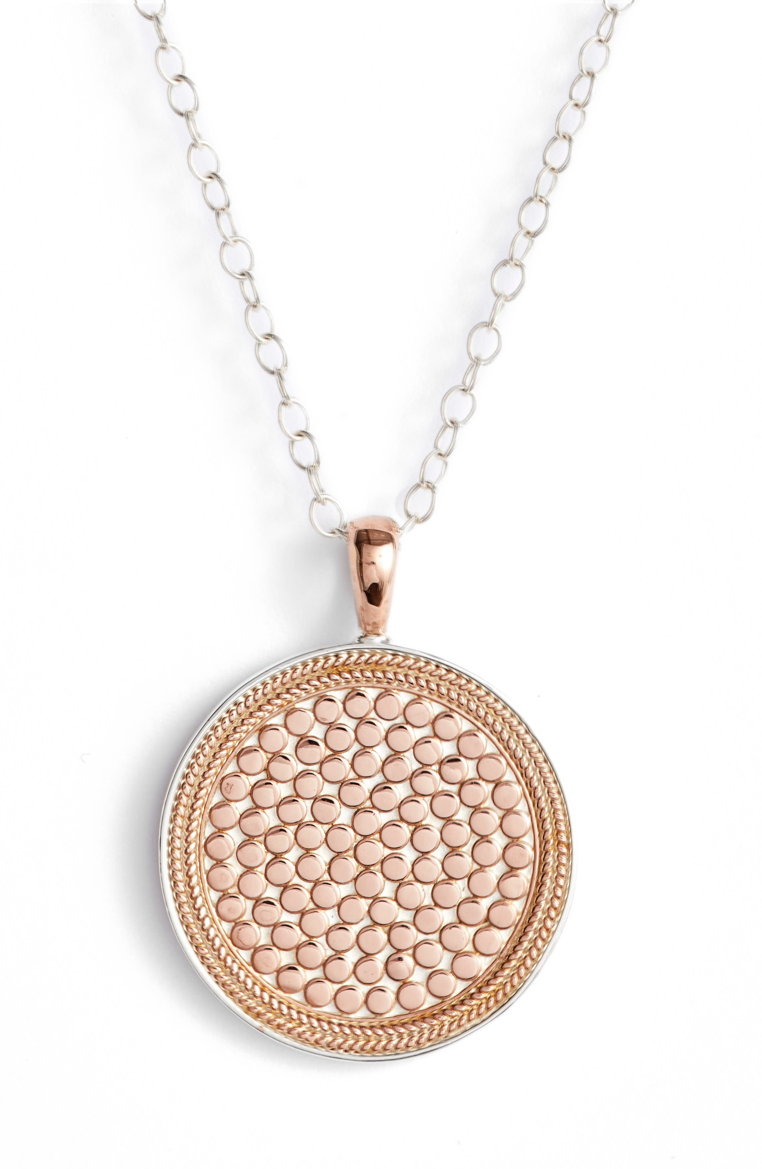 ANNA BECK Pendant Necklace