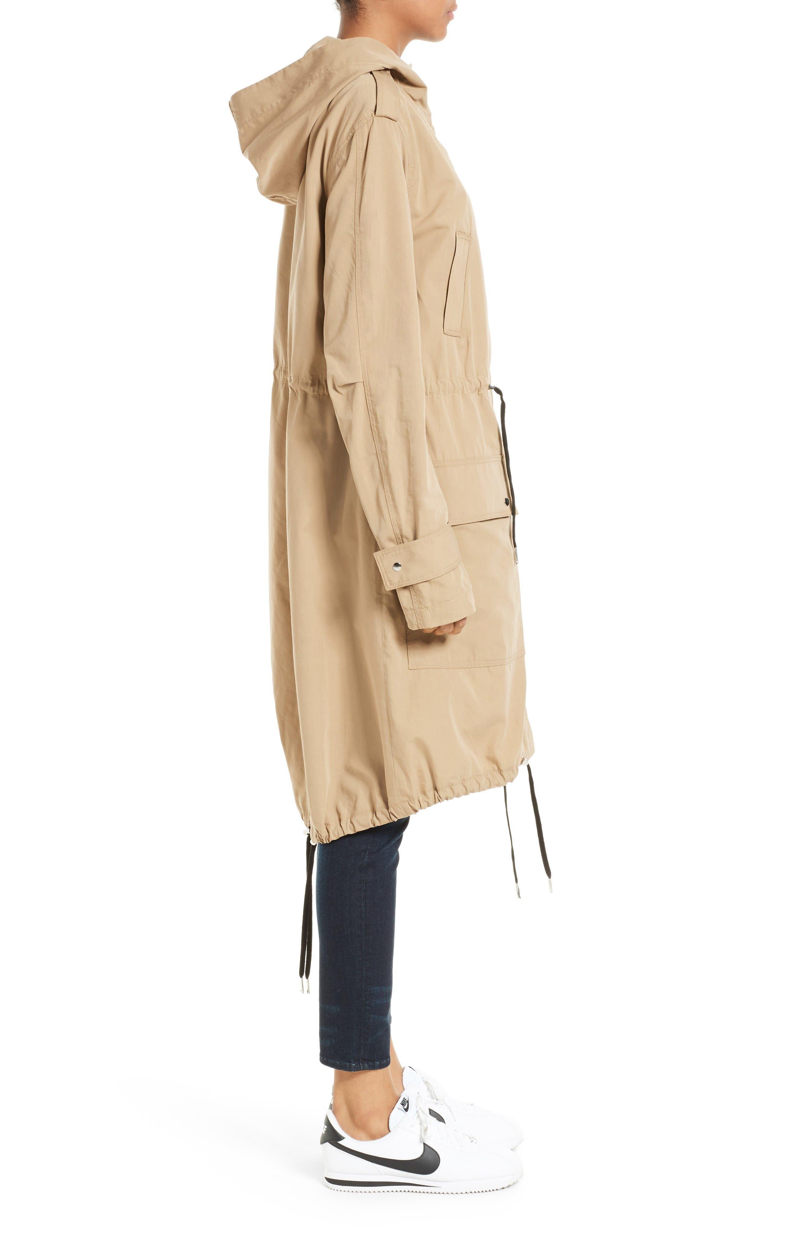 Alternate Image 3  - A.L.C. Carine Coat