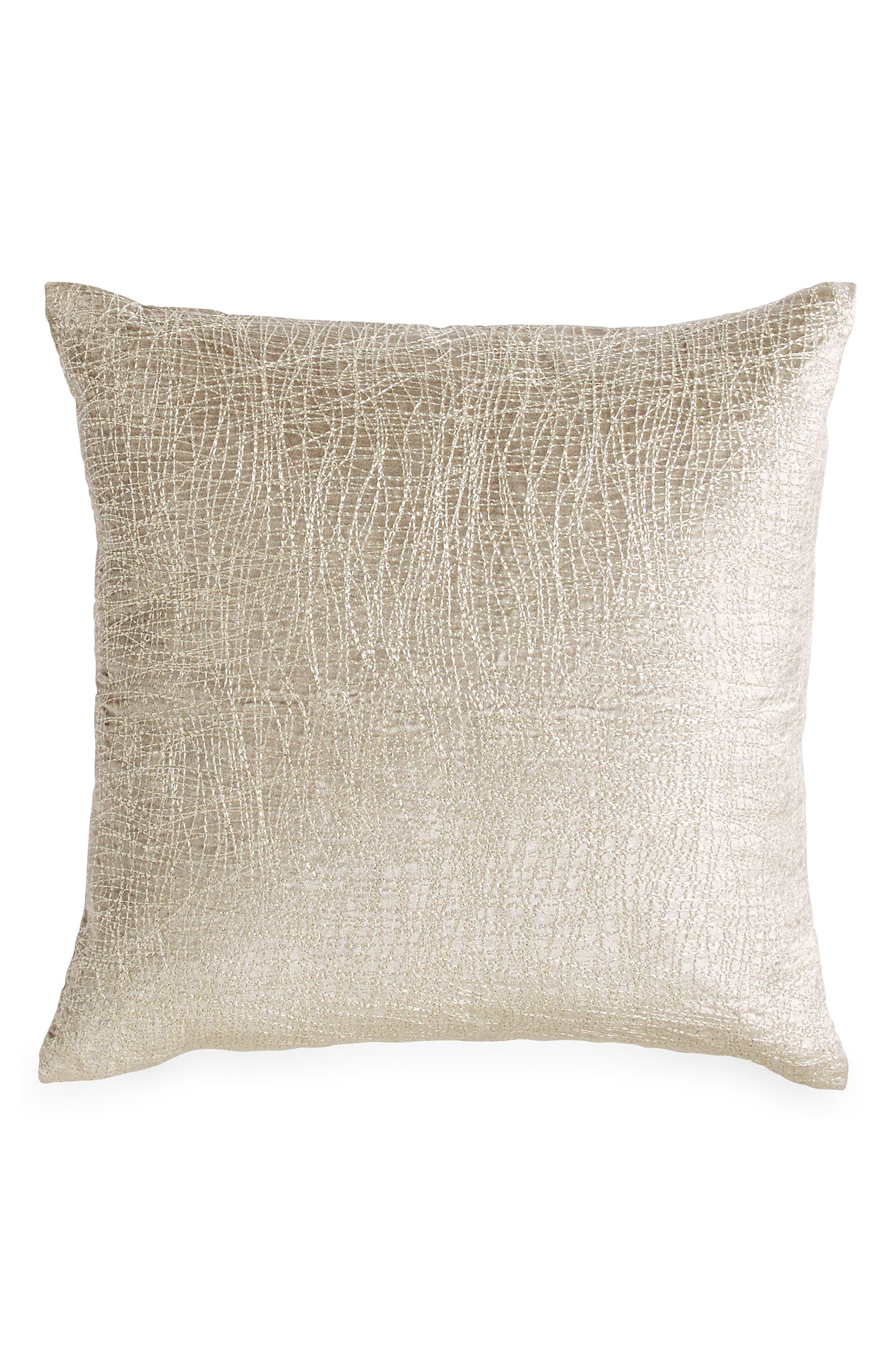 Alternate Image 1 Selected - Donna Karan New York Tidal Accent Pillow