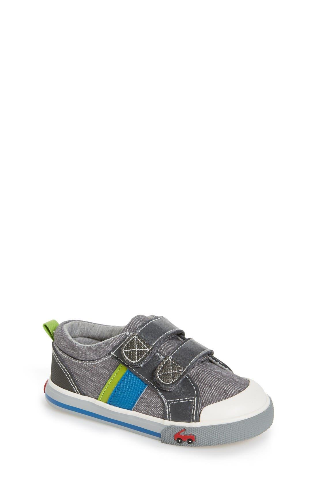 Alternate Image 1 Selected - See Kai Run 'Russell' Sneaker (Baby, Walker & Toddler)