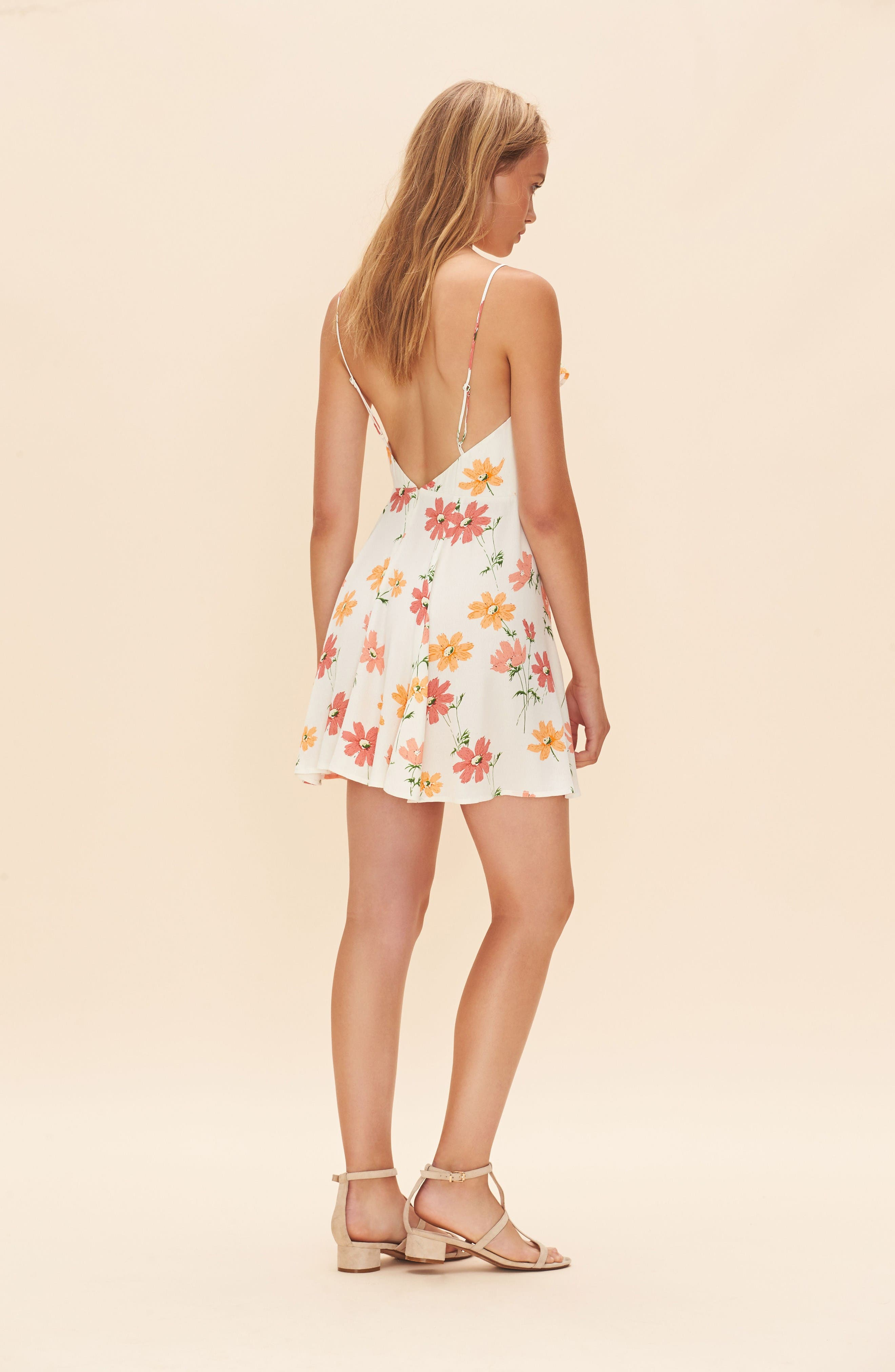 Alternate Image 7  - Privacy Please Sigbee Floral Dress