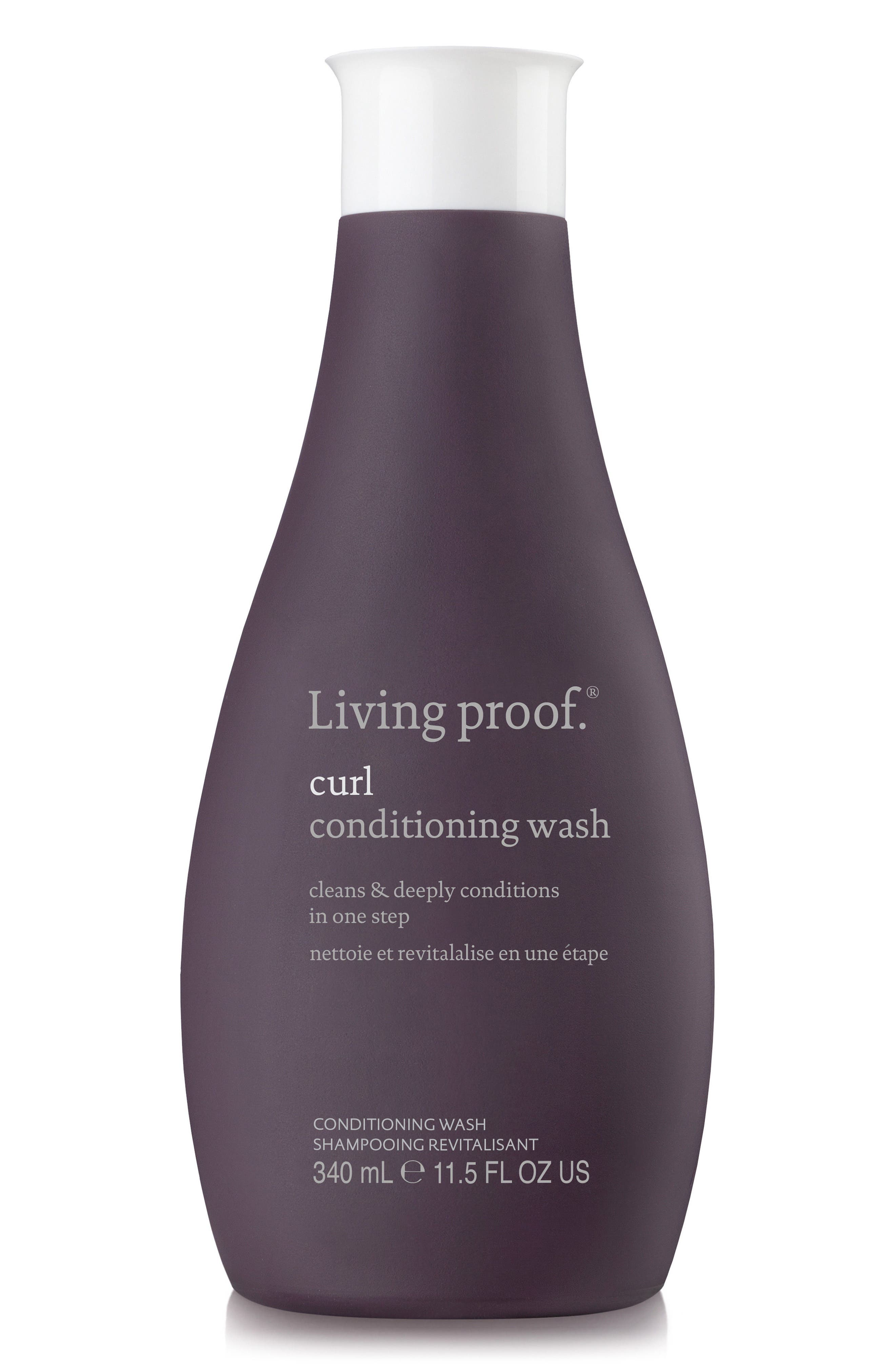 Main Image - Living proof® Curl Conditioning Wash