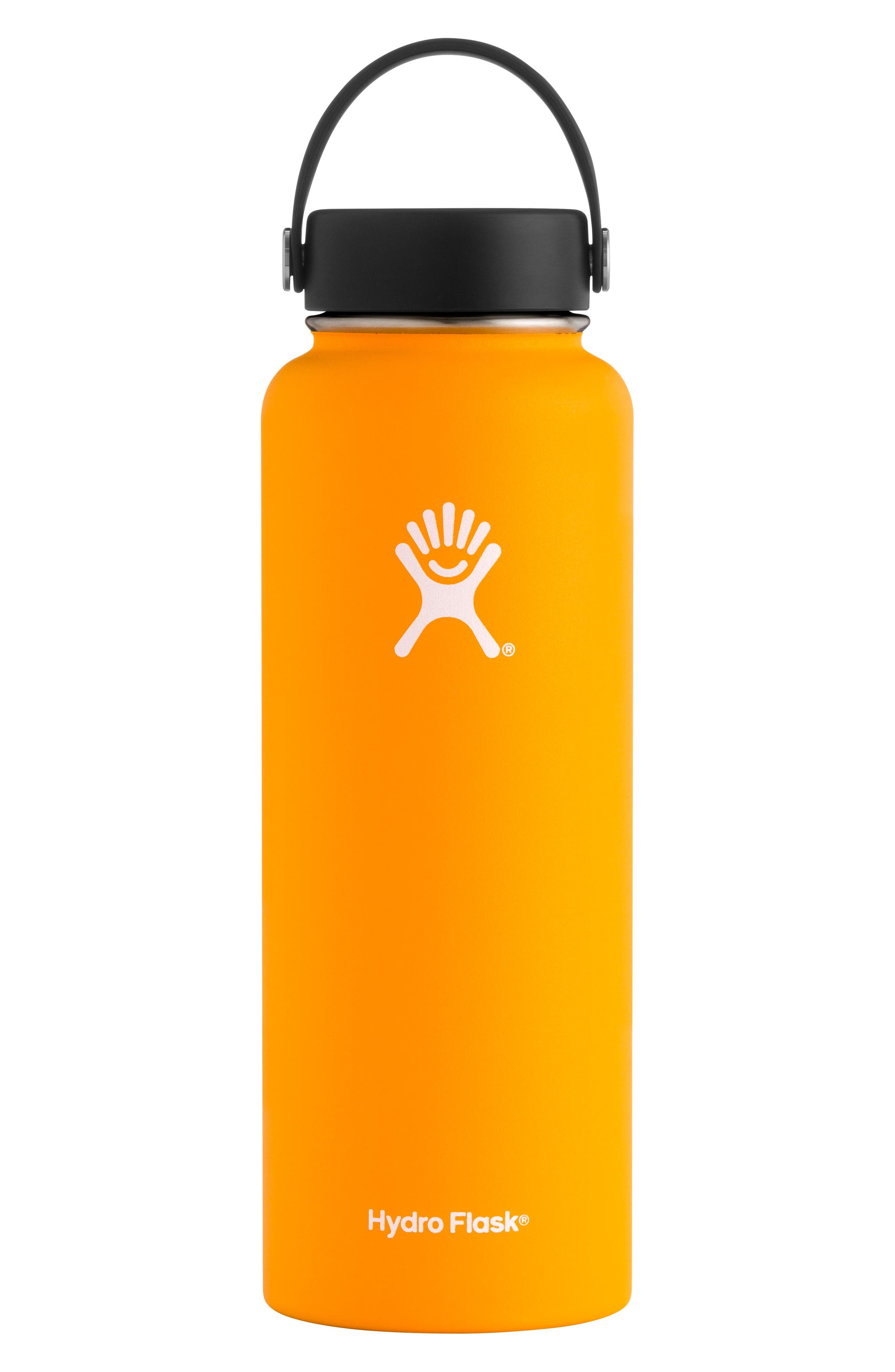 Main Image - Hydro Flask 40-Ounce Wide Mouth Cap Bottle
