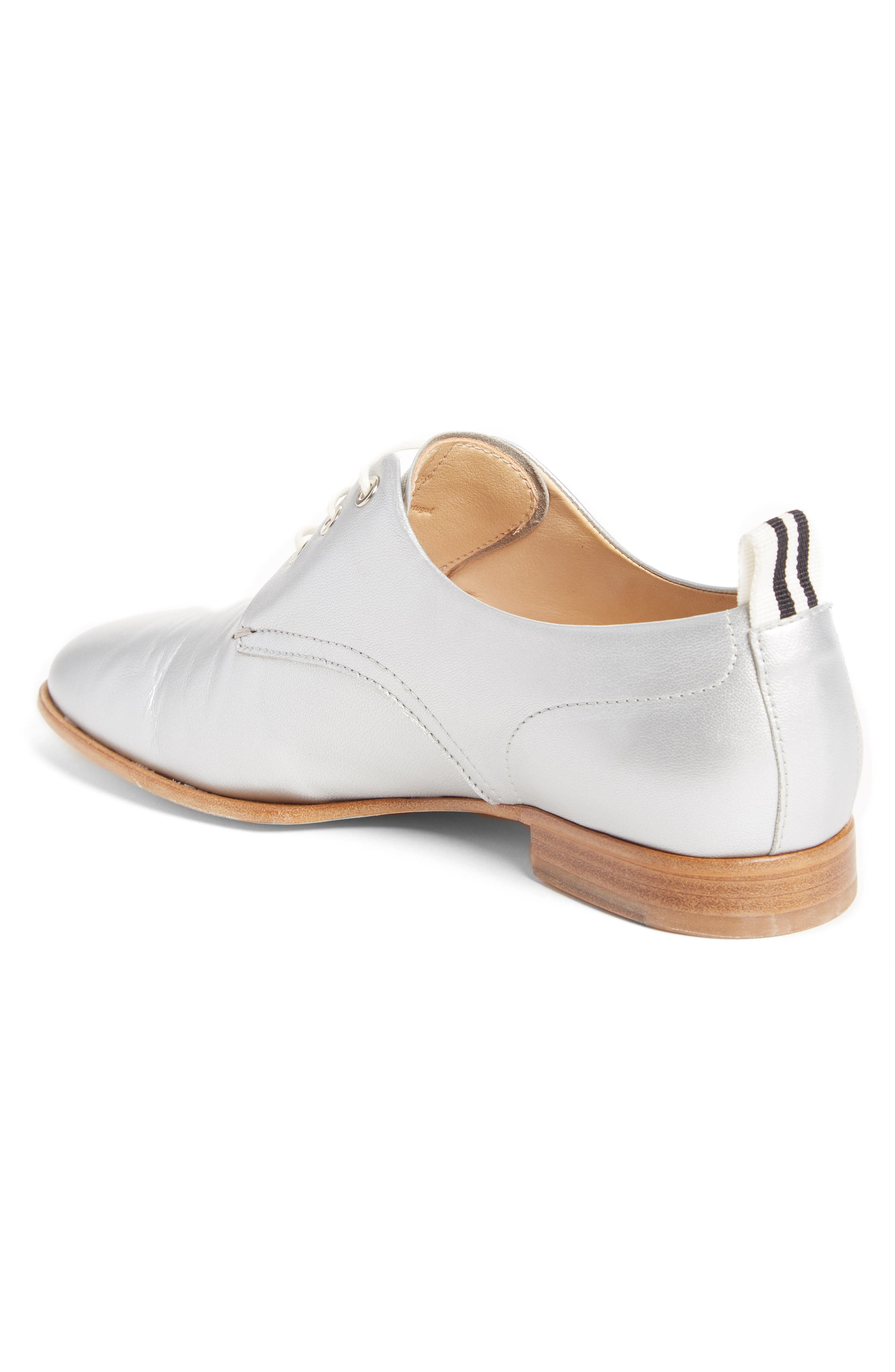 Alternate Image 2  - rag & bone Audrey Oxford (Women)