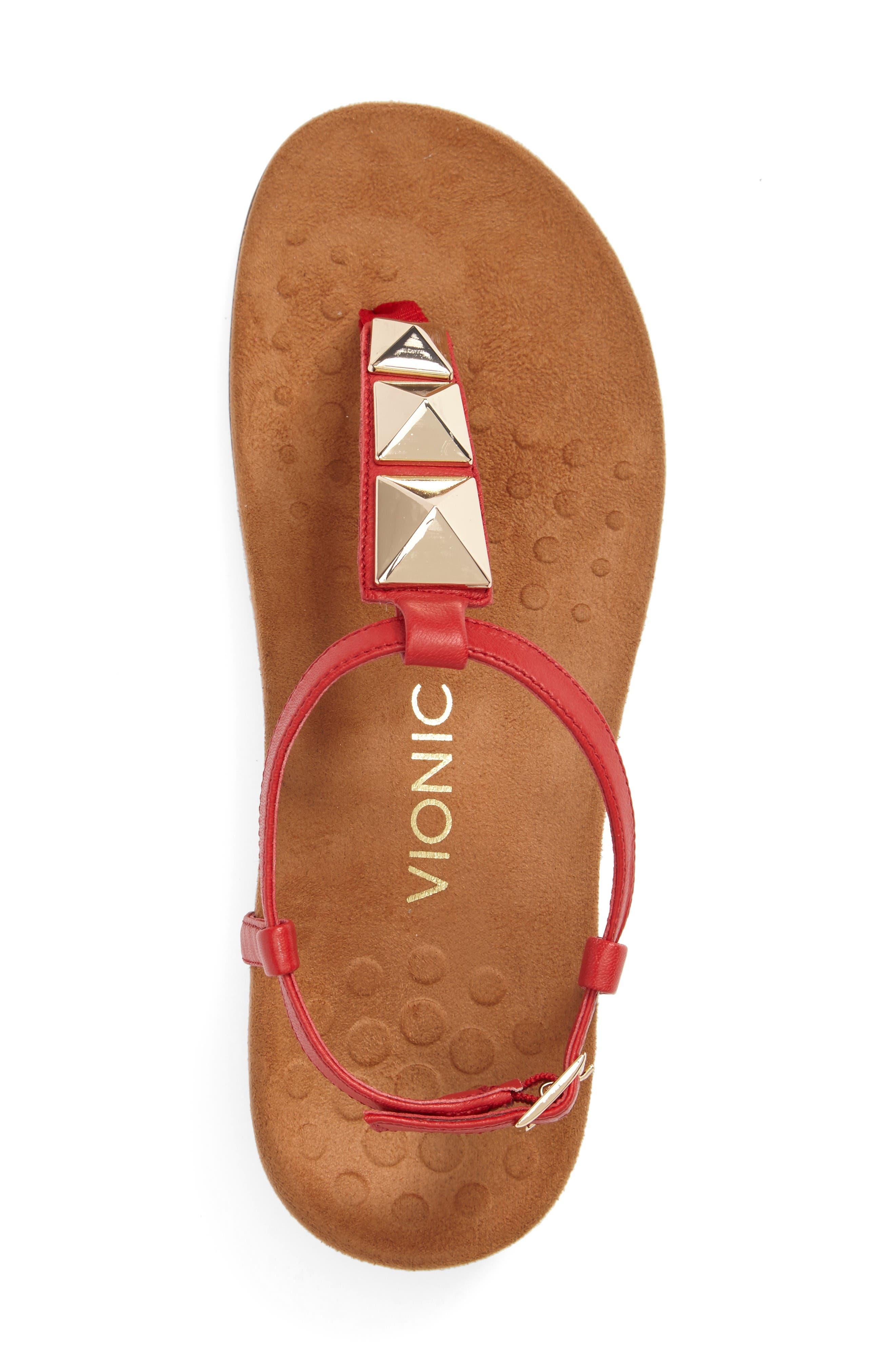 Alternate Image 3  - Vionic Nala T-Strap Sandal (Women)
