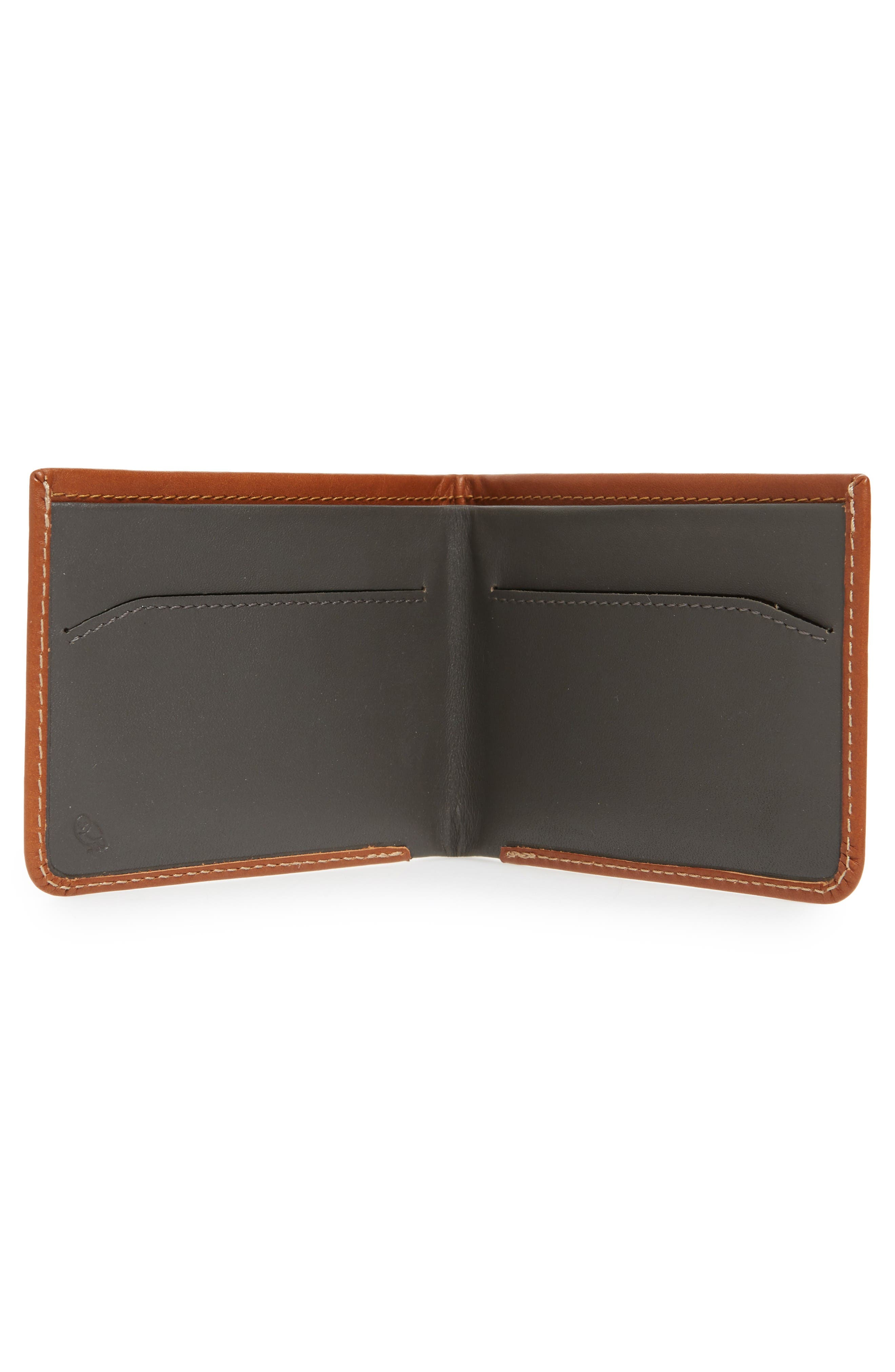 Alternate Image 2  - Bellroy Low Down Leather Wallet