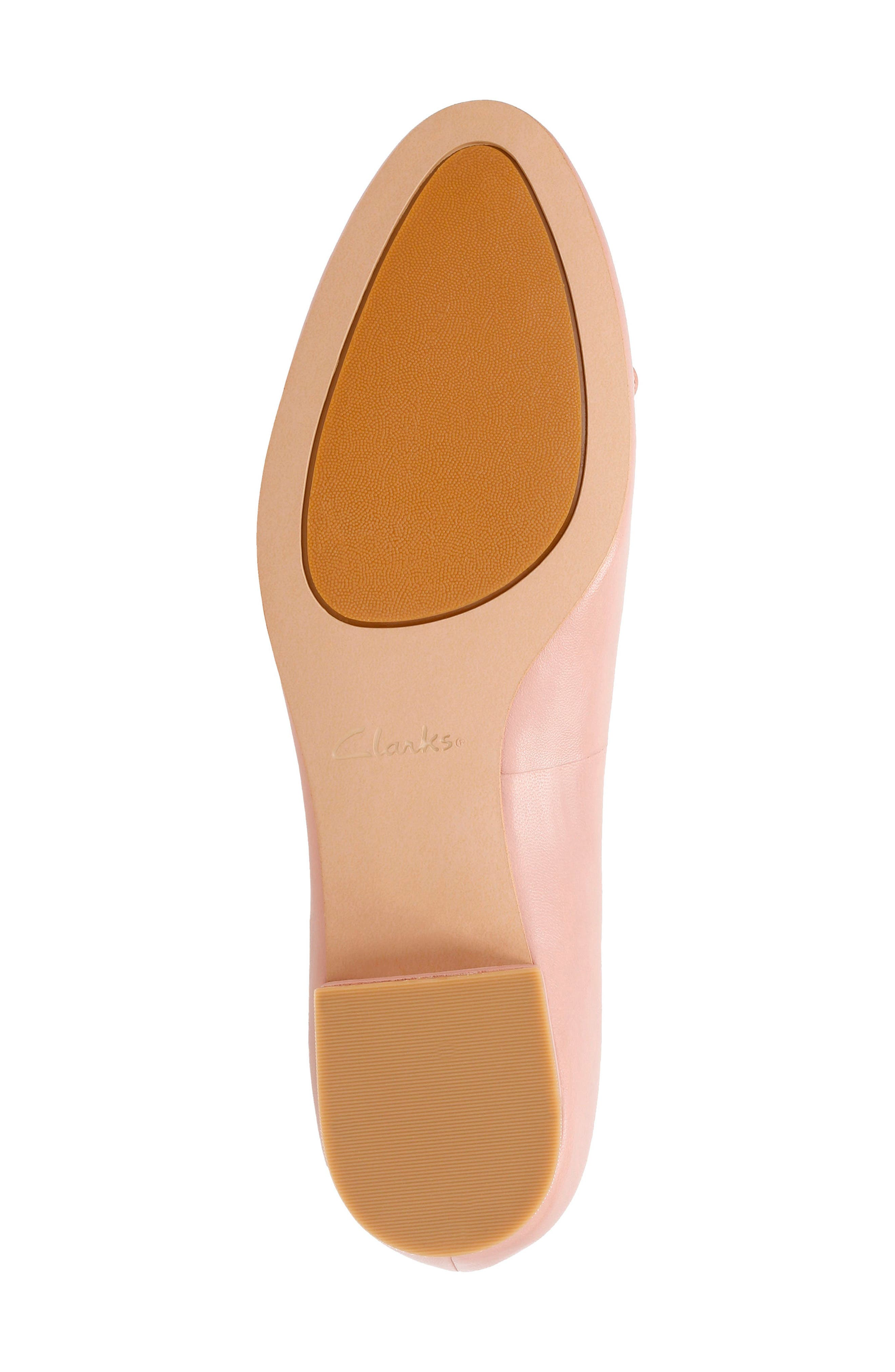 Alternate Image 4  - Clarks® Eliberry Isla Ballet Pump (Women)