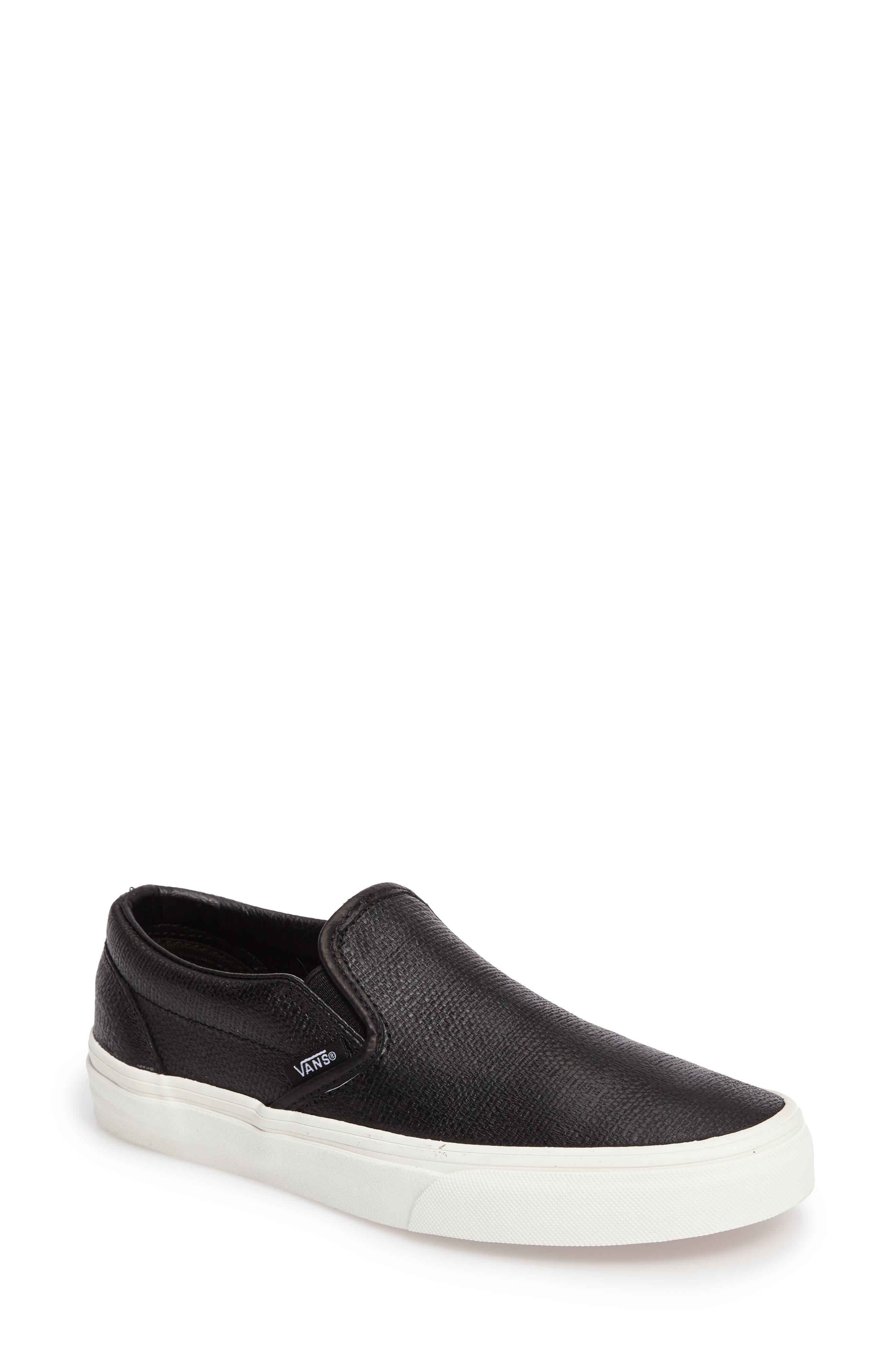Alternate Image 1 Selected - Vans Glacie Textured Sneaker (Women)