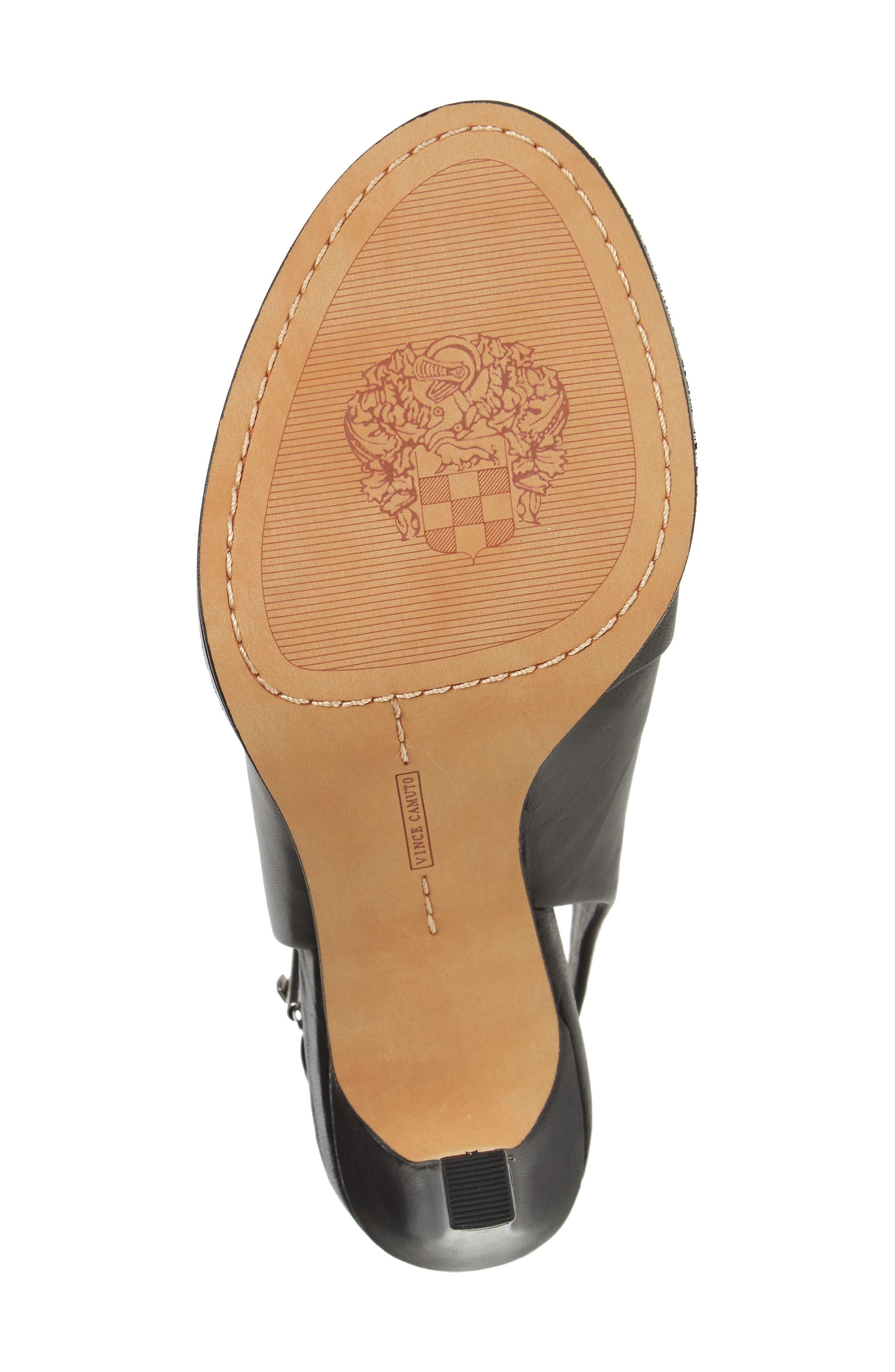 Alternate Image 4  - Vince Camuto Nattey Slingback Sandal (Women)