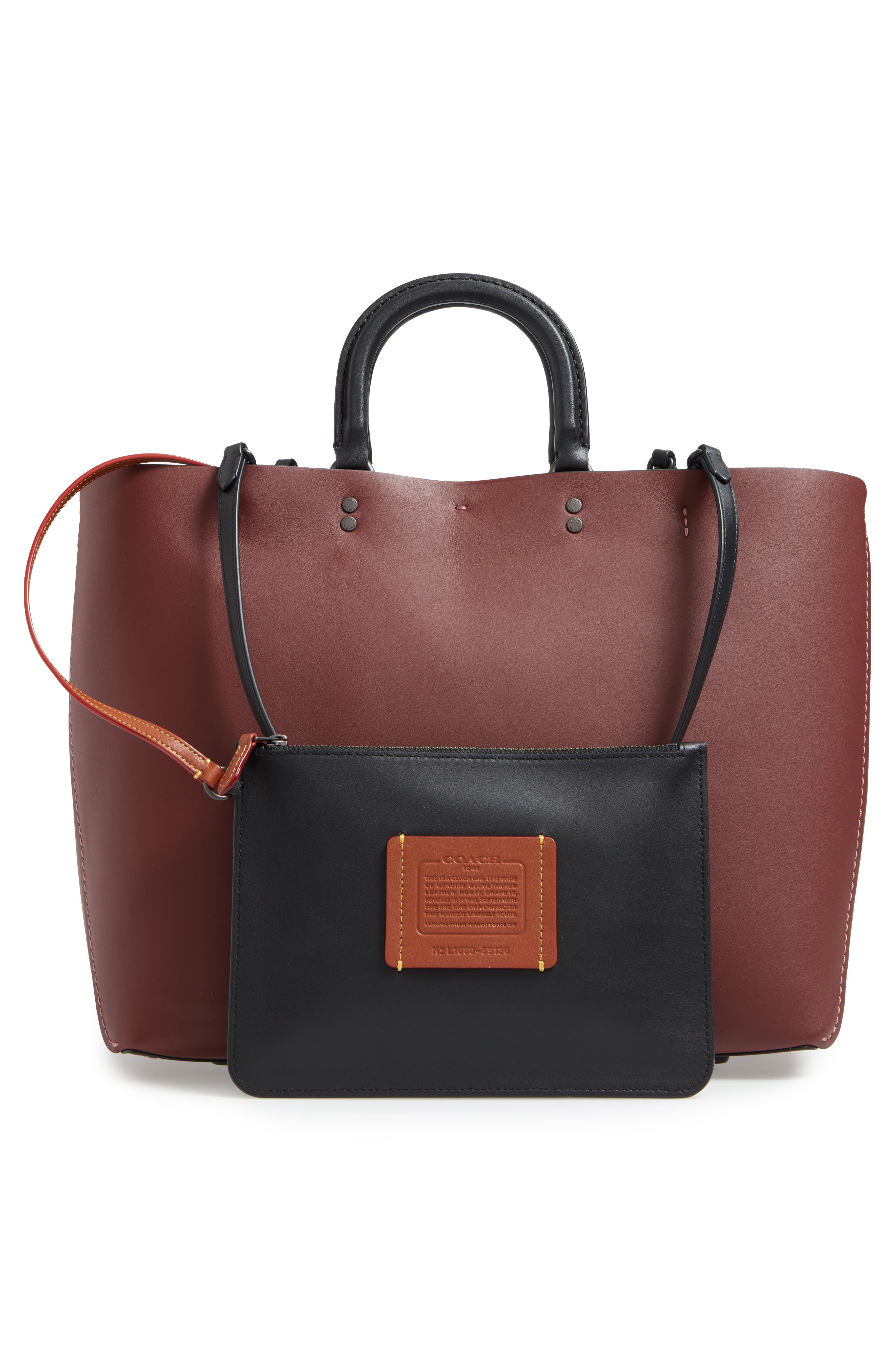 Alternate Image 3  - COACH 1941 Rogue Leather Tote