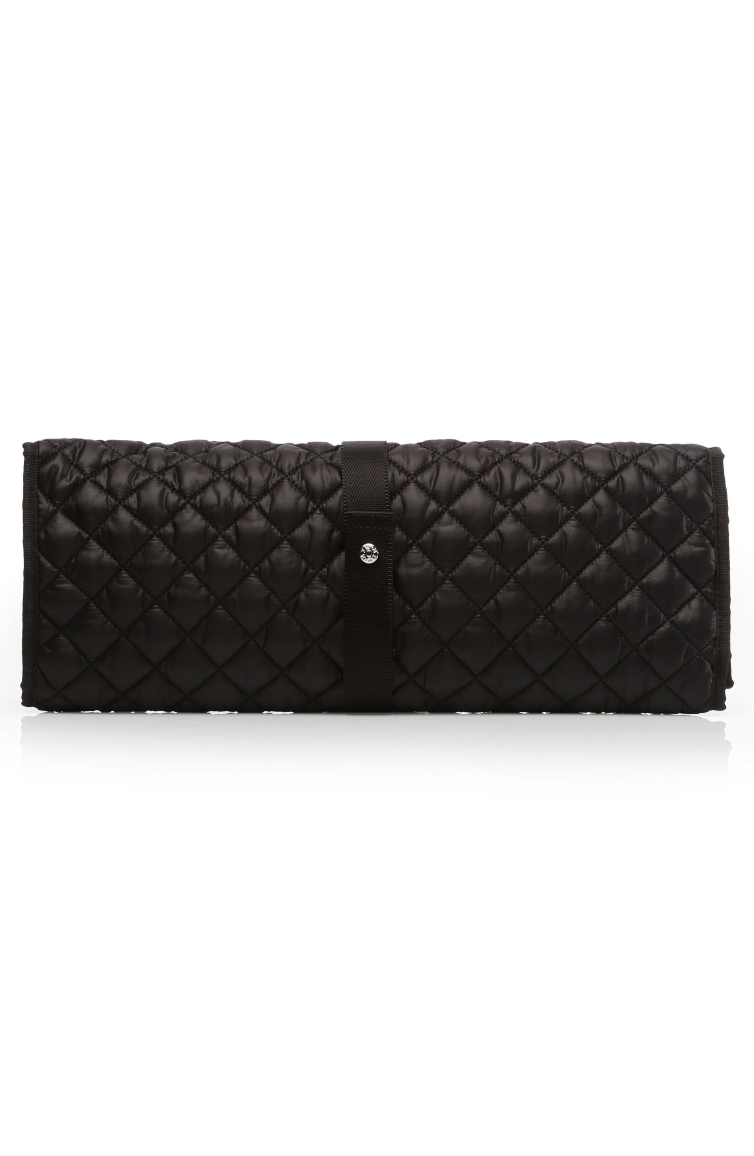 Alternate Image 6  - MZ Wallace Crosby Quilted Traveler Oxford Nylon Diaper Bag