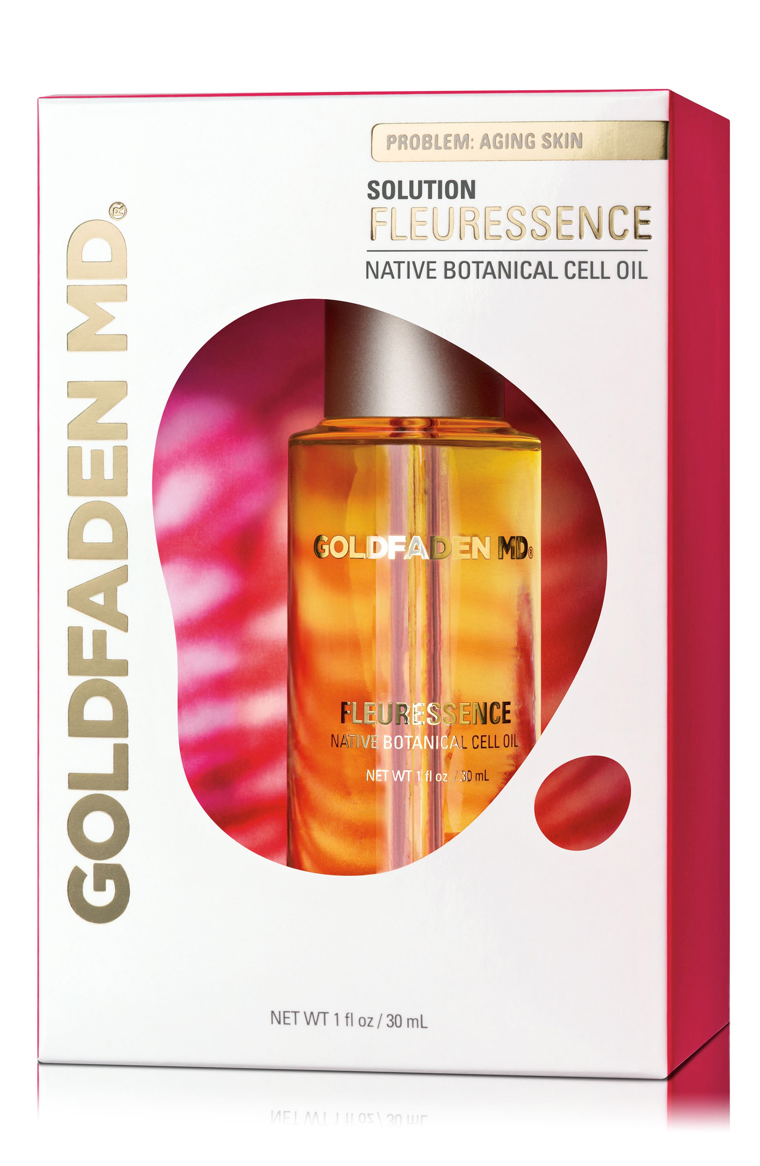 SPACE.NK.apothecary Goldfaden MD Fleuressence Native Botanical Cell Oil
