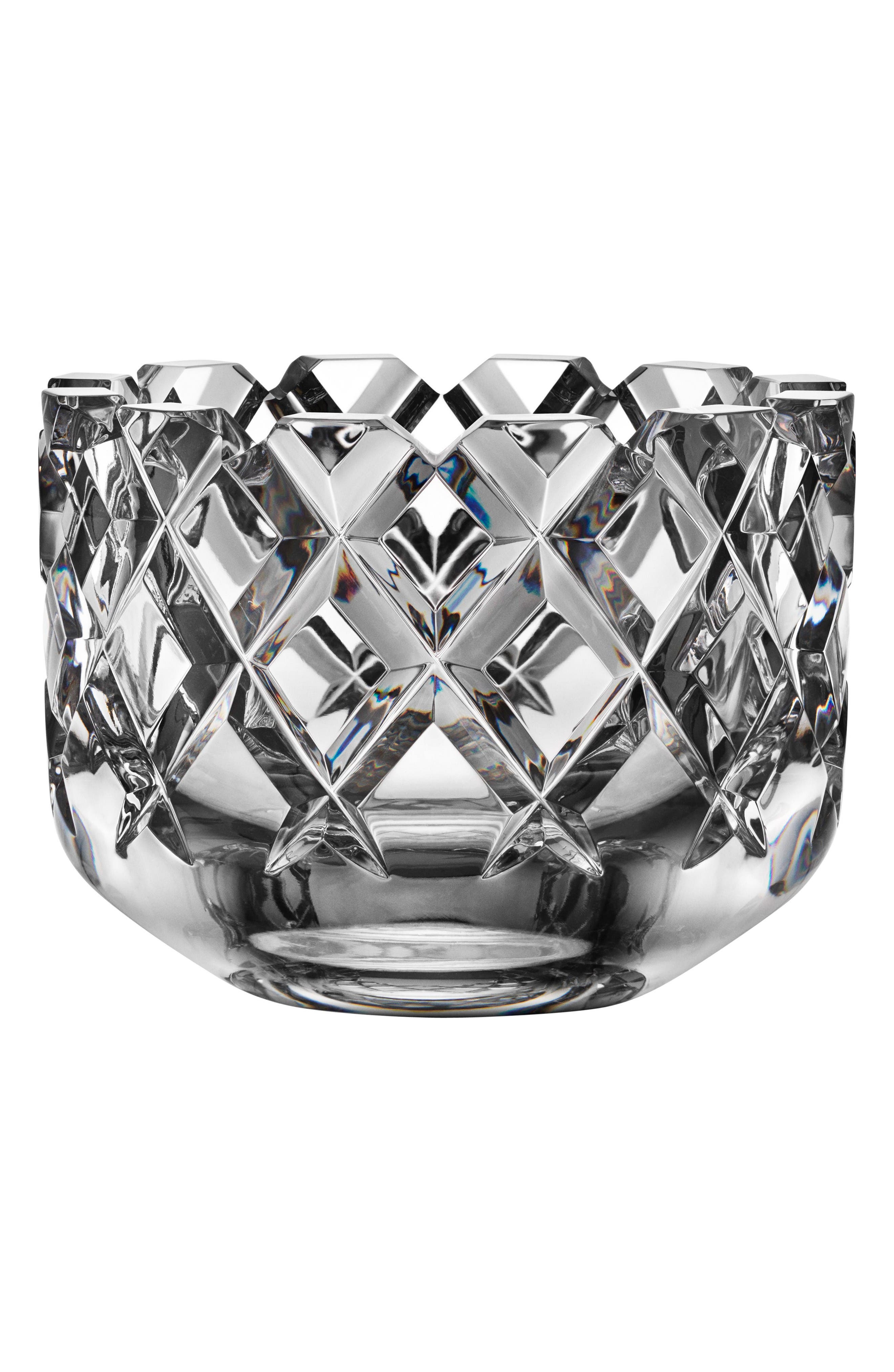Main Image - Orrefors Sofiero Medium Crystal Bowl