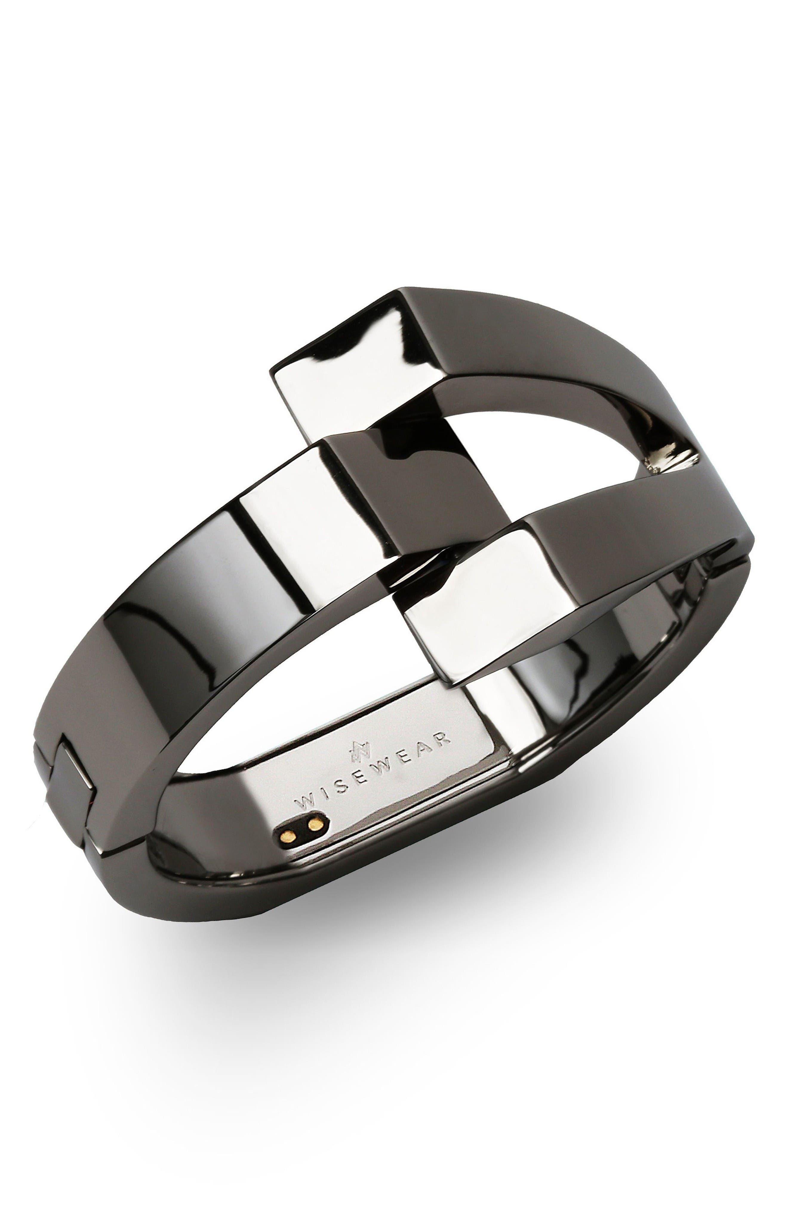 Alternate Image 1 Selected - WiseWear Calder Activity Tracker Bangle