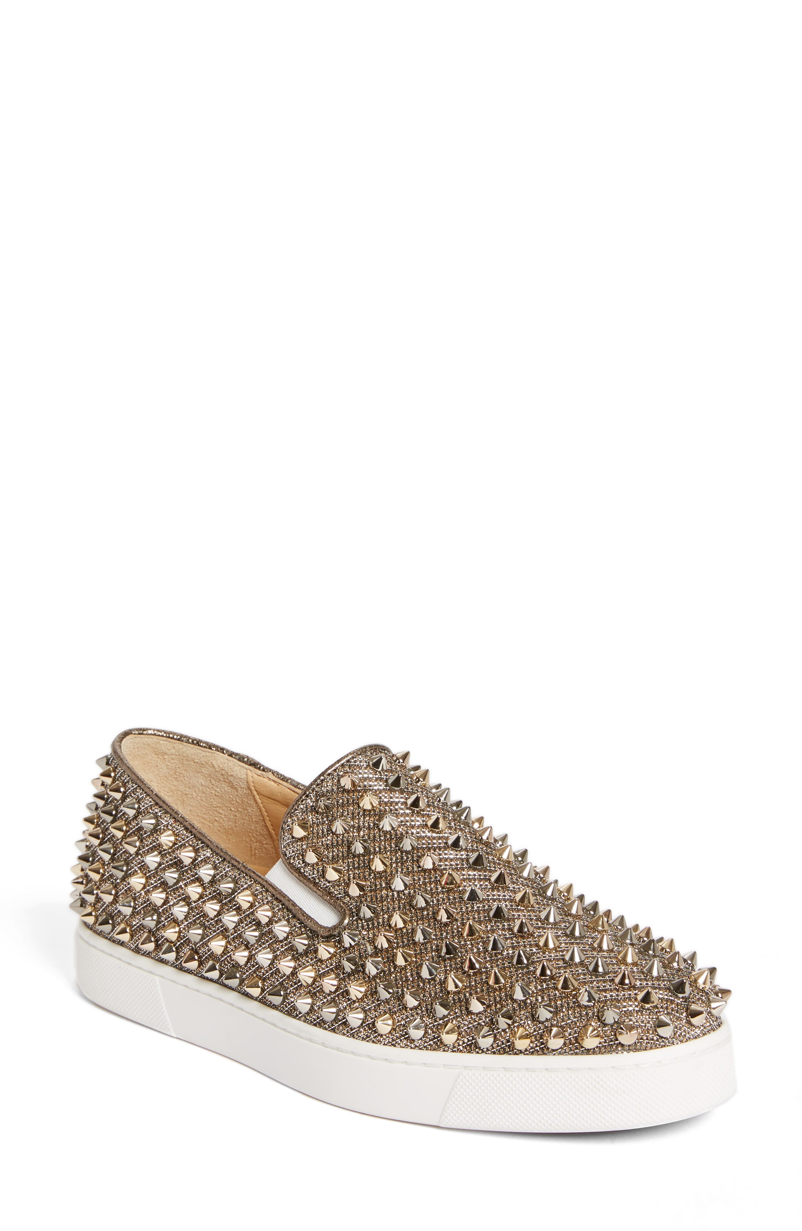 Christian Louboutin Rollerboat Slip-On Sneaker (Women)